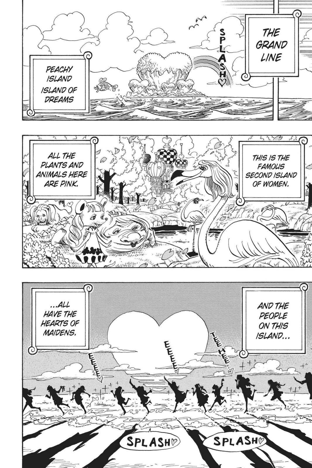 One Piece Chapter 523 Page 24
