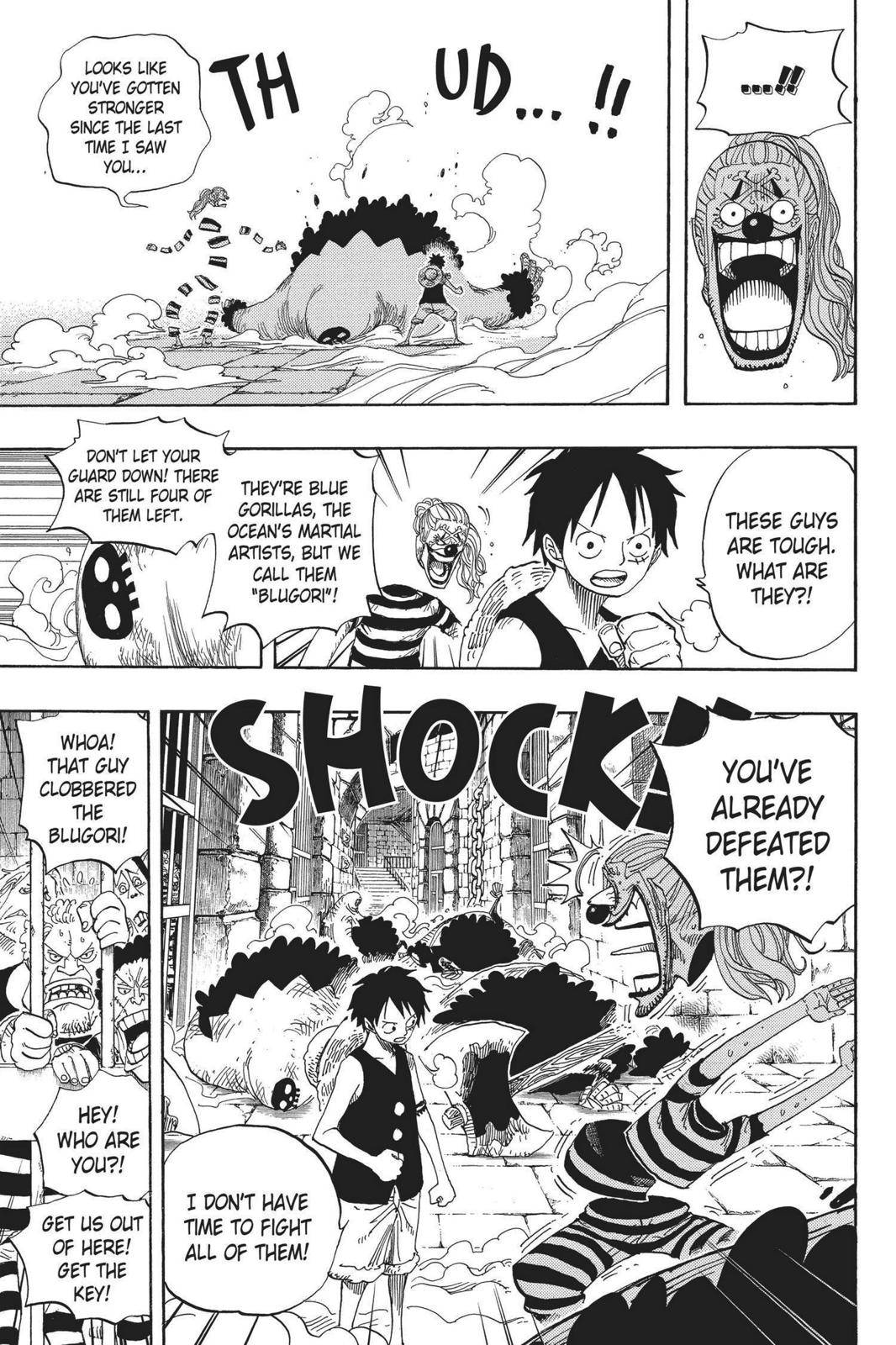 One Piece Chapter 527 Page 5