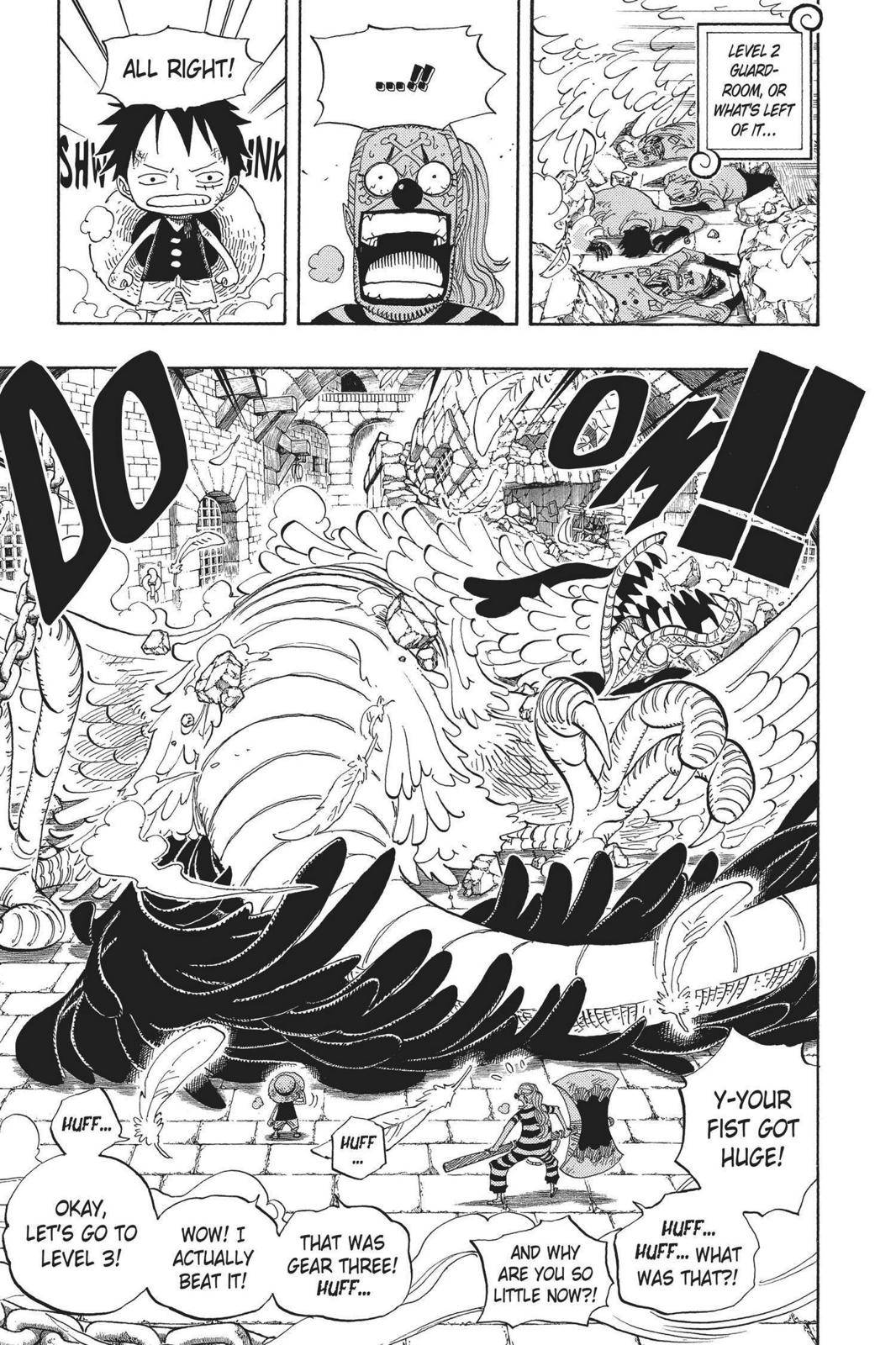 One Piece Chapter 528 Page 11
