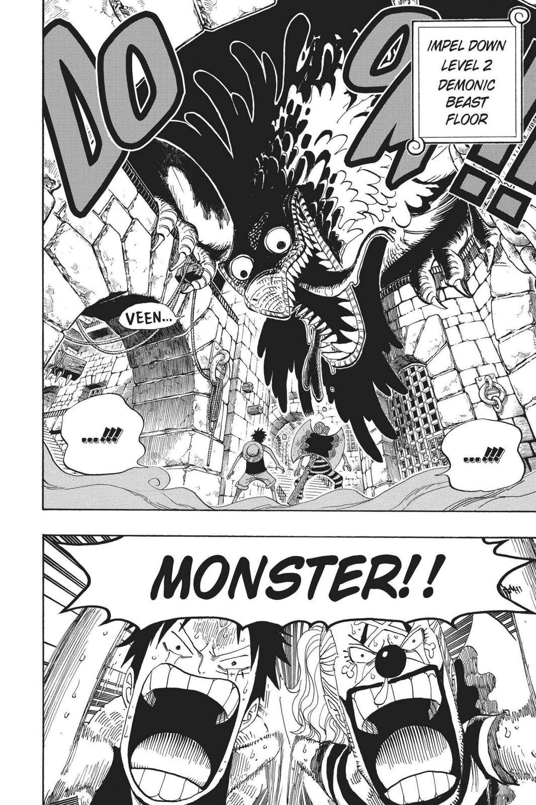 One Piece Chapter 528 Page 2