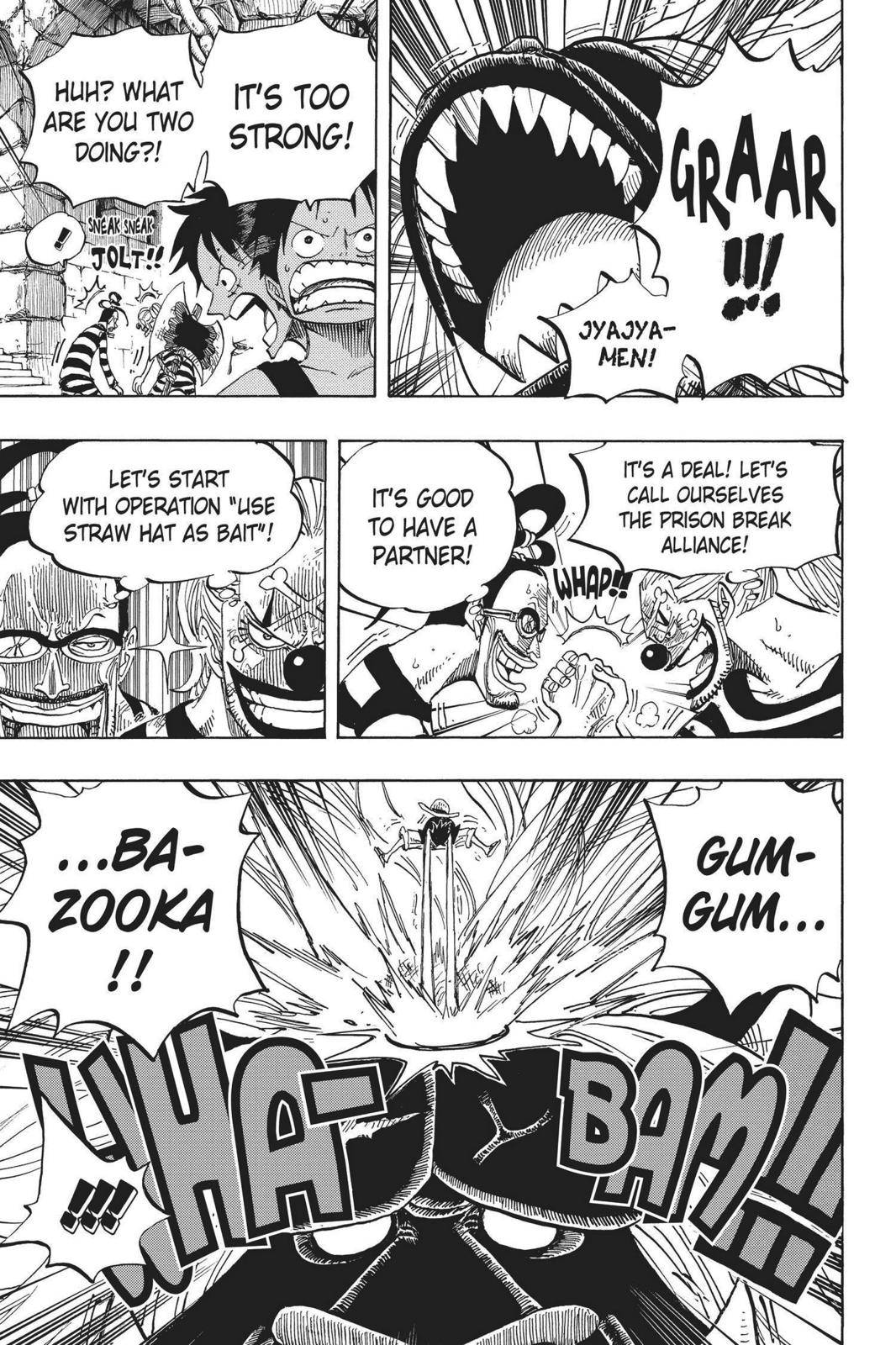 One Piece Chapter 529 Page 13