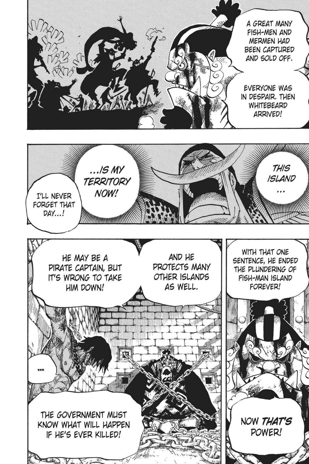 One Piece Chapter 529 Page 4