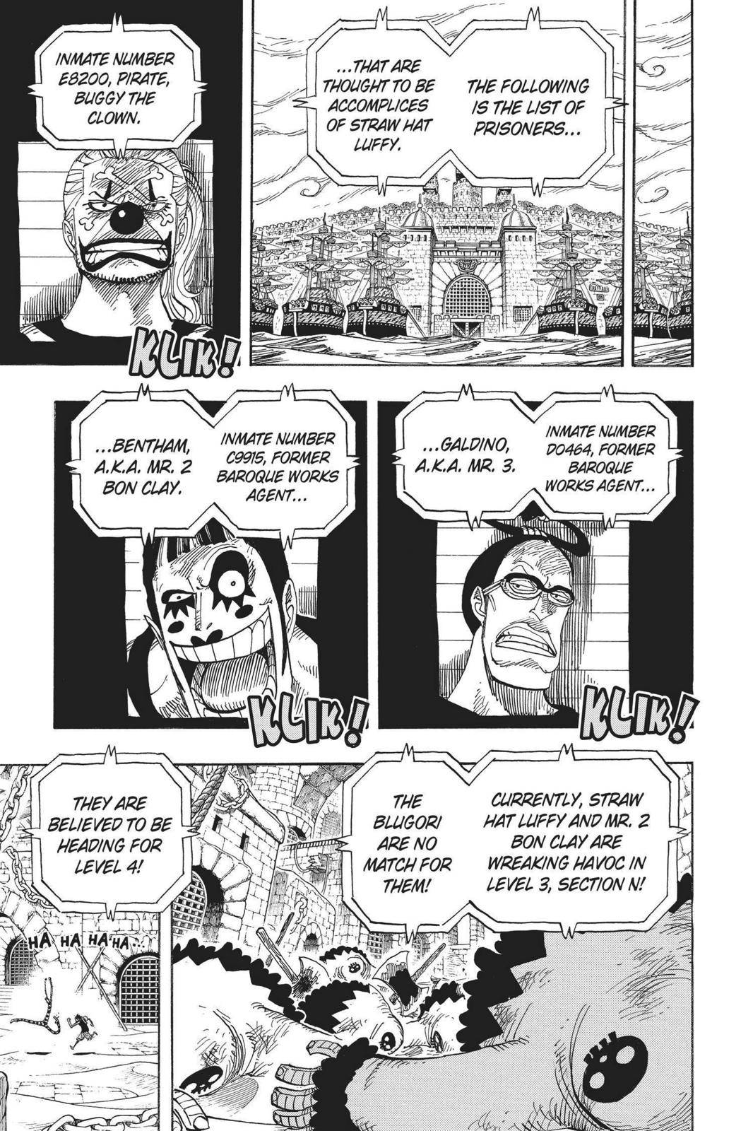 One Piece Chapter 532 Page 3