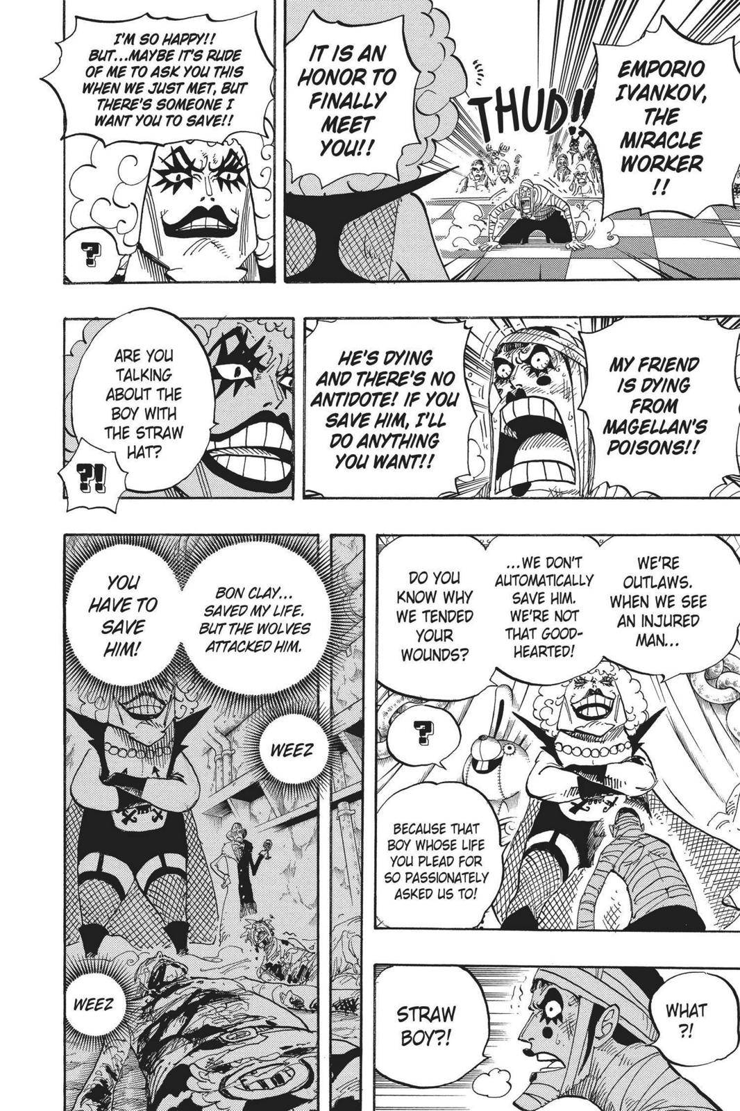 One Piece Chapter 537 Page 16