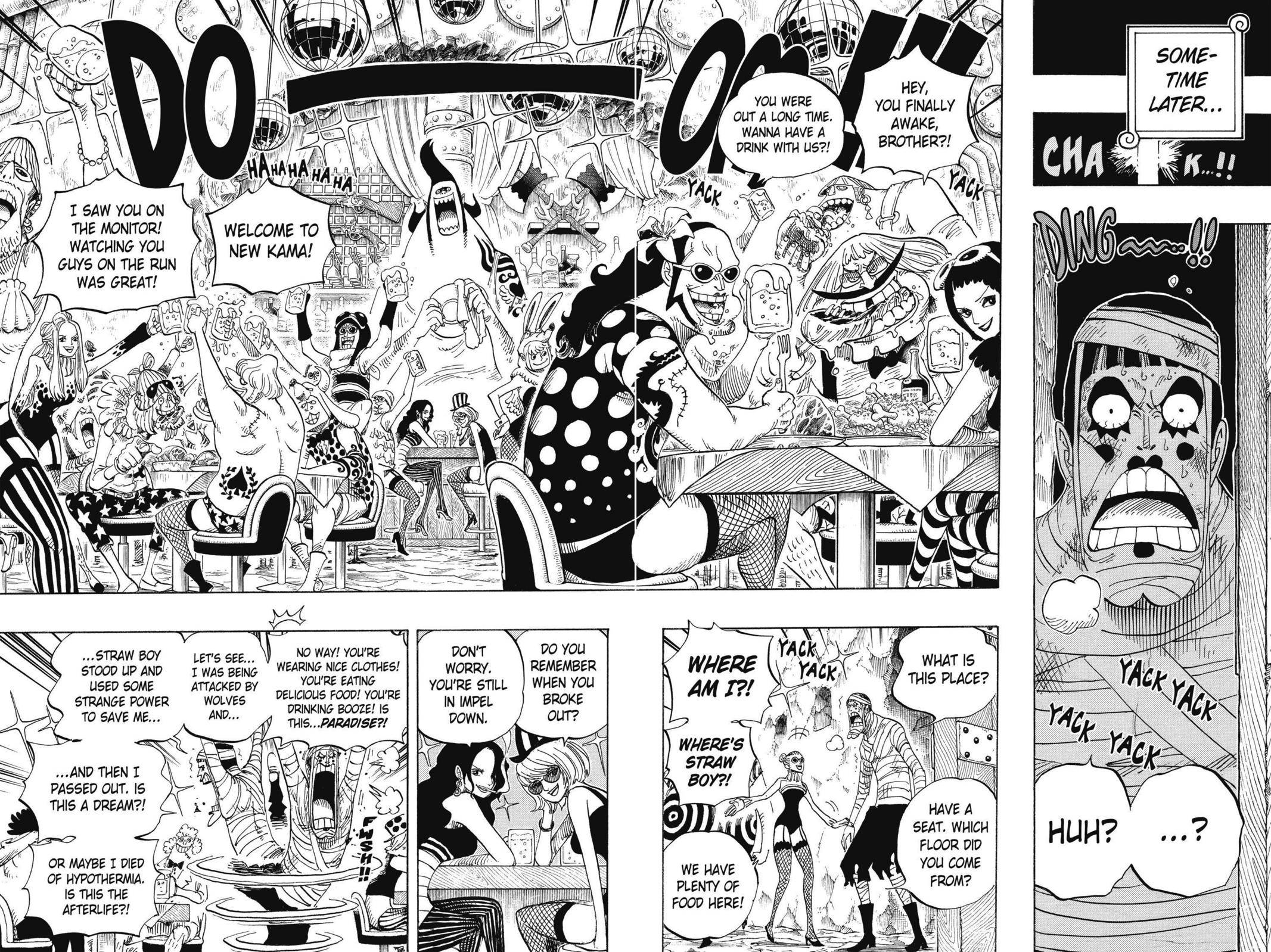 One Piece Chapter 537 Page 6