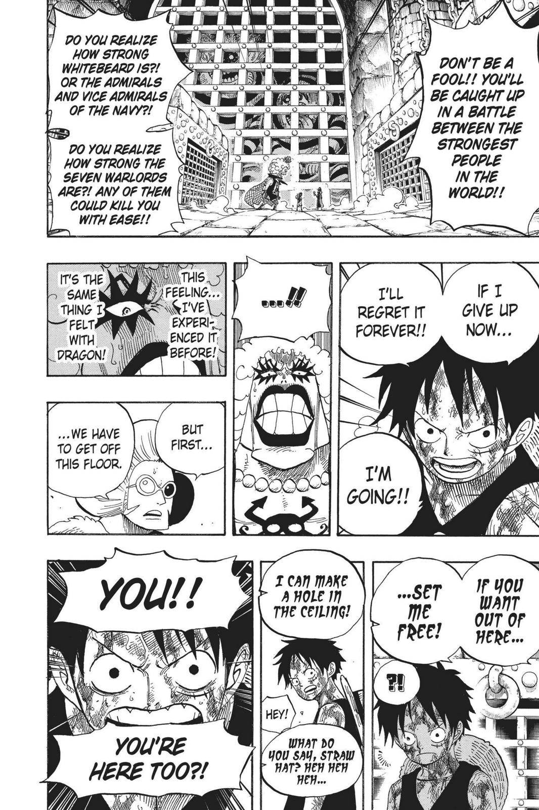 One Piece Chapter 540 Page 13