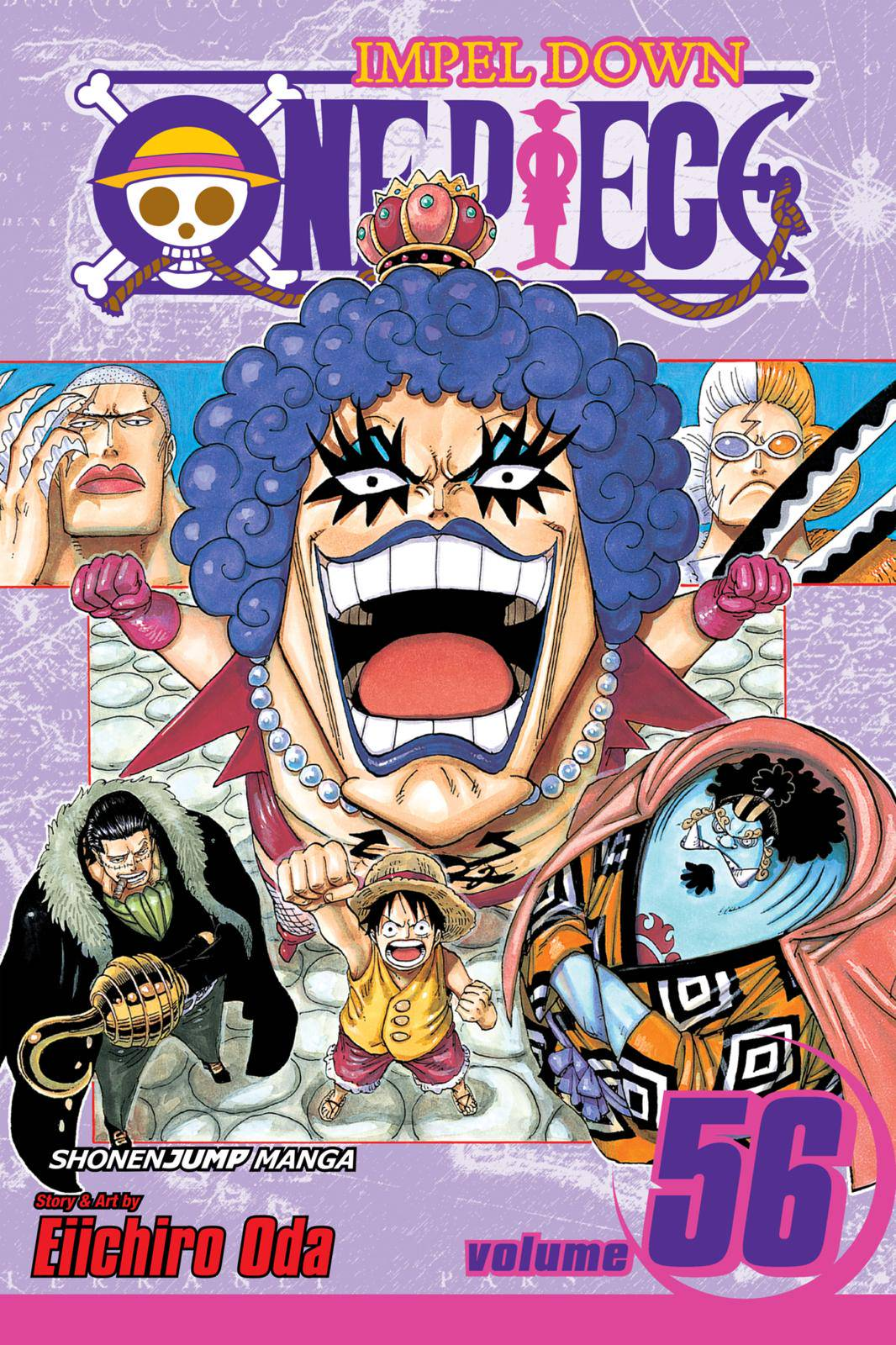 One Piece Chapter 542 Page 1