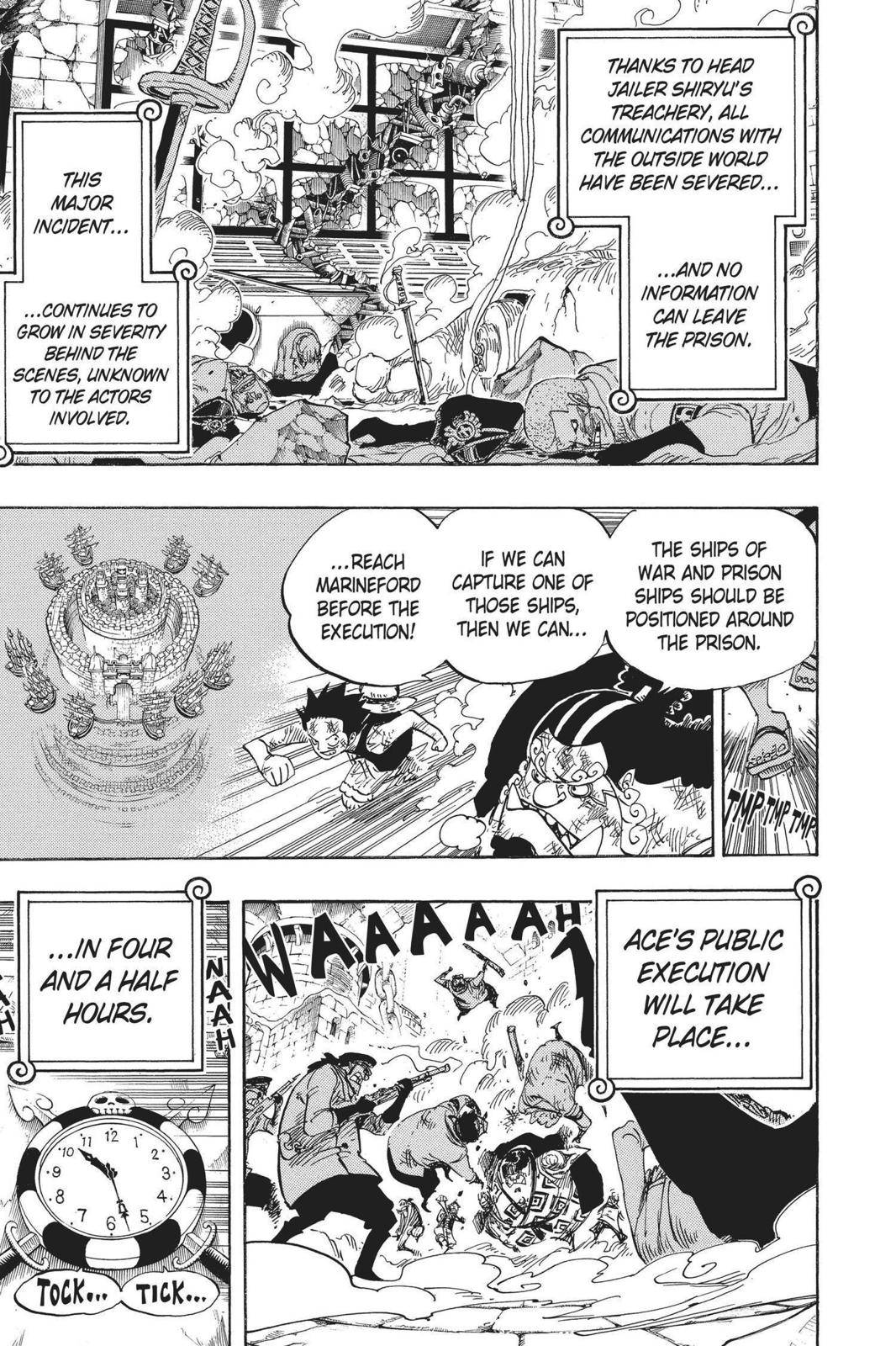 One Piece Chapter 545 Page 4