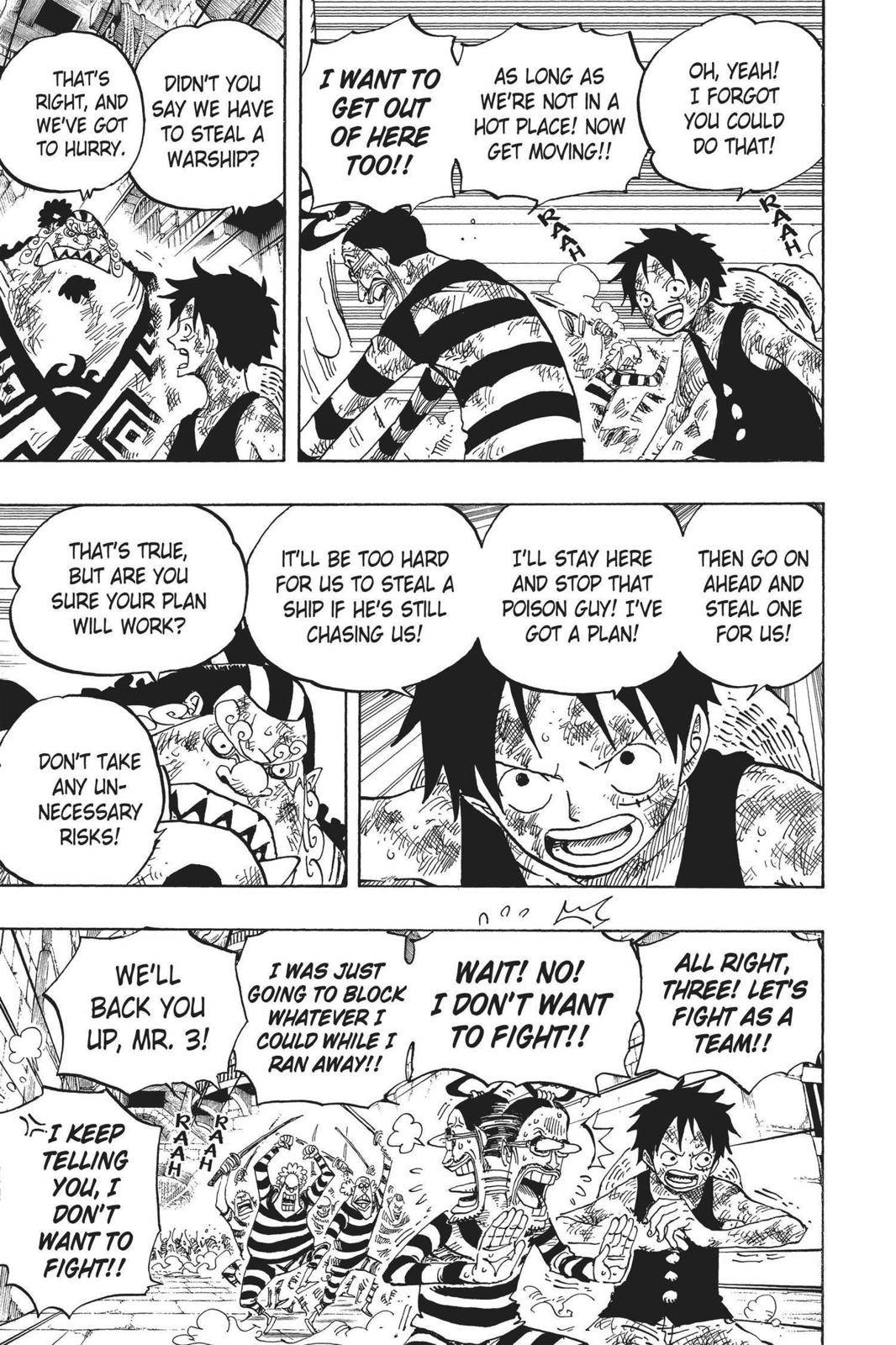 One Piece Chapter 546 Page 3
