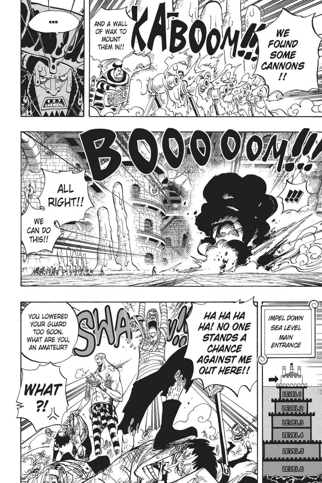 One Piece Chapter 546 Page 6