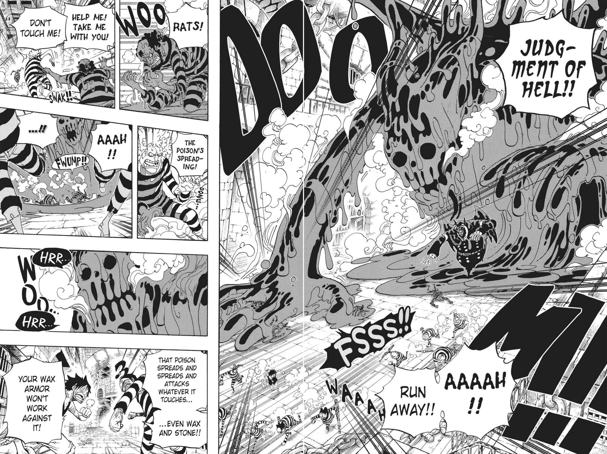 One Piece Chapter 547 Page 4