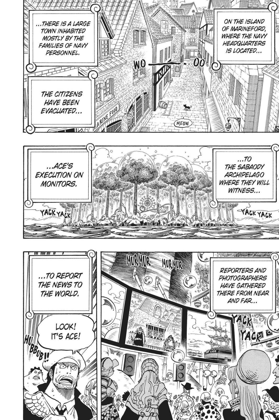 One Piece Chapter 550 Page 4