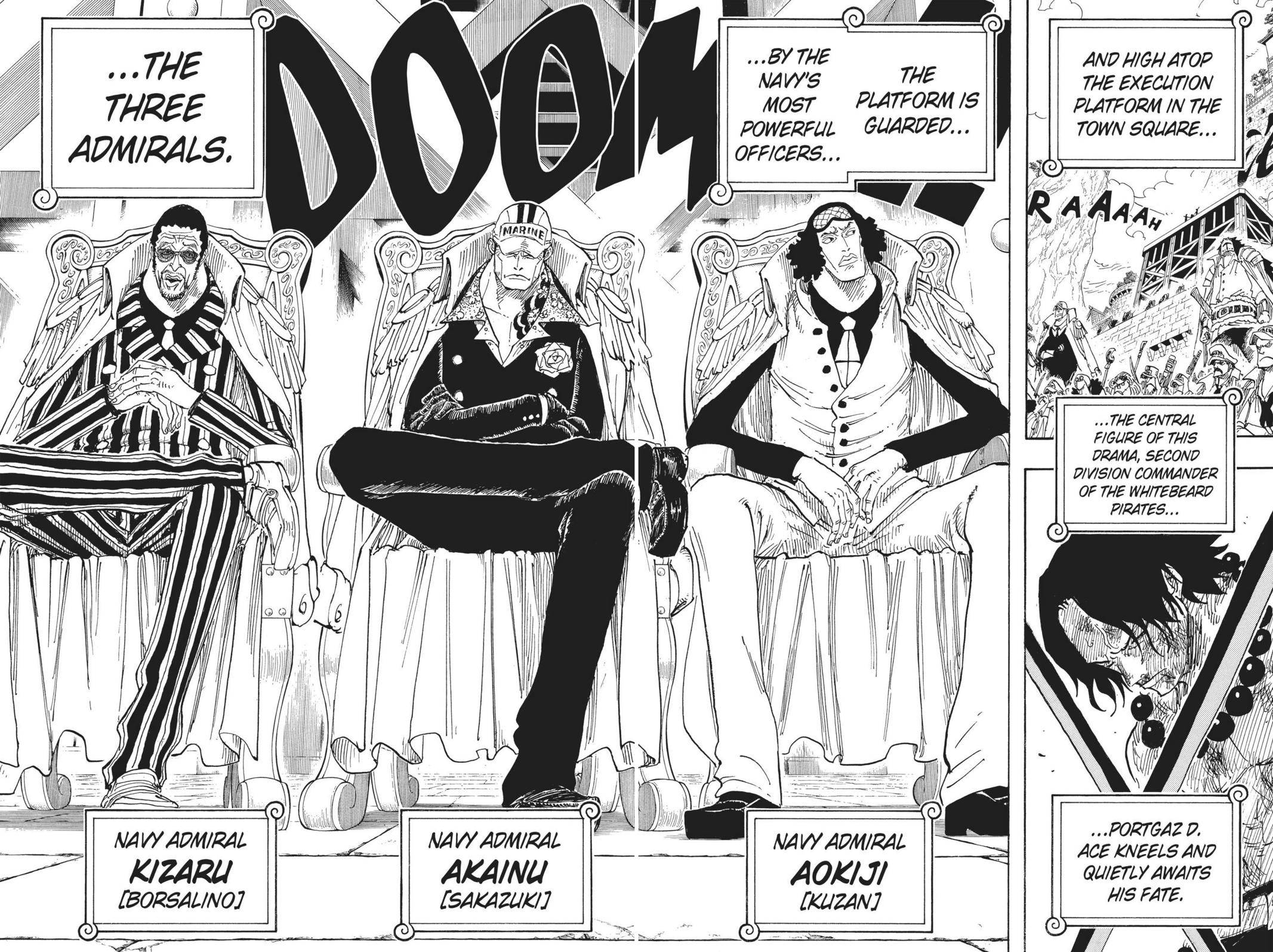 One Piece Chapter 550 Page 8