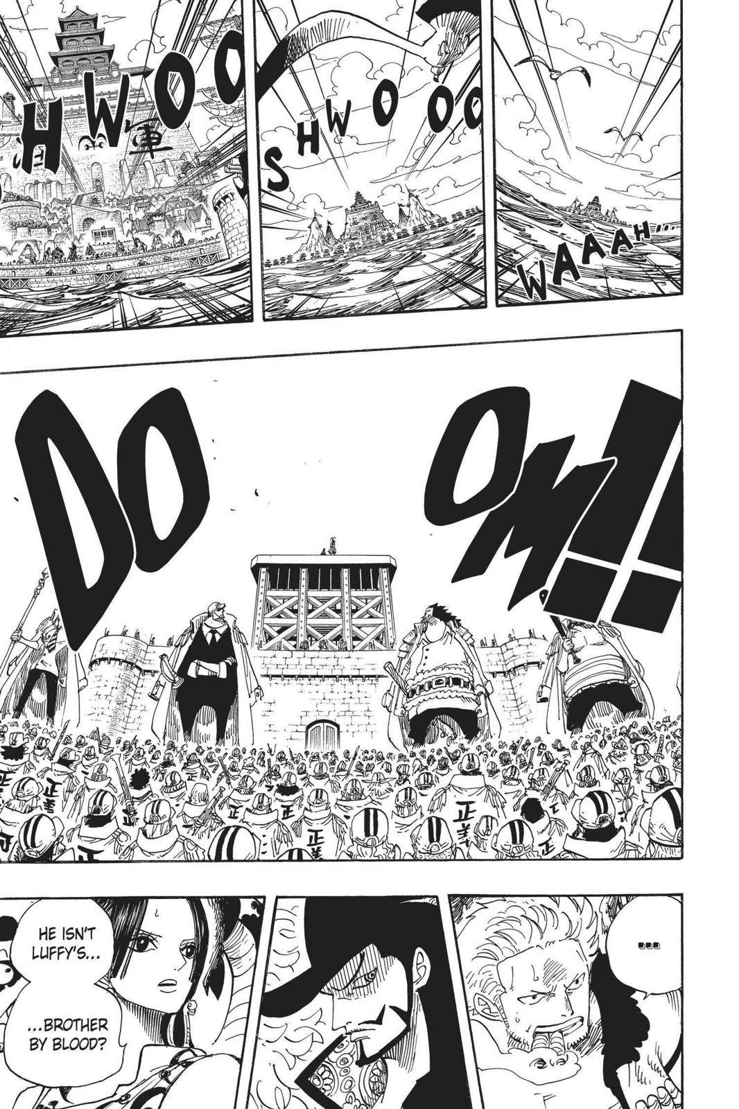 One Piece Chapter 551 Page 3