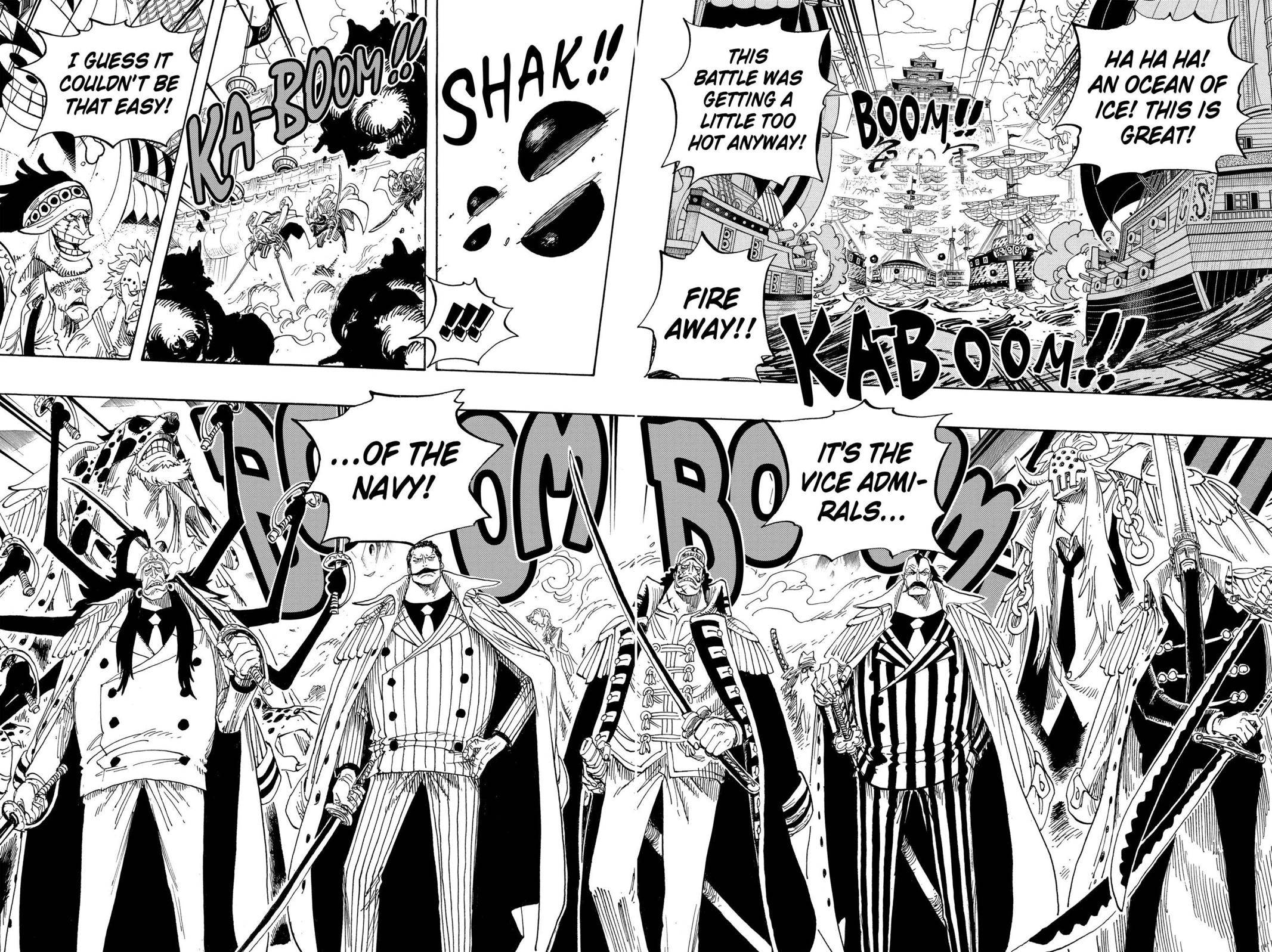 One Piece Chapter 553 Page 7