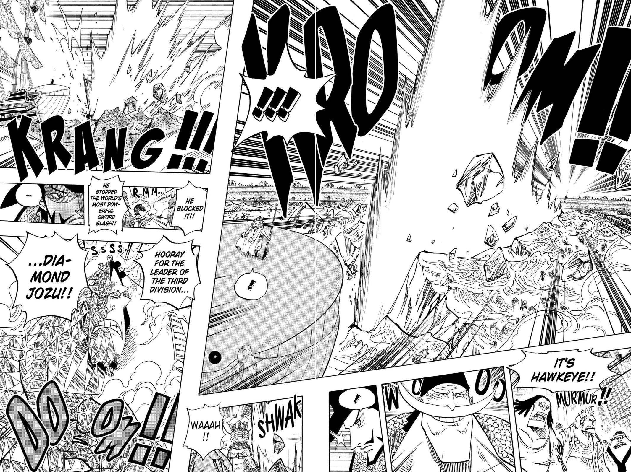 One Piece Chapter 553 Page 9