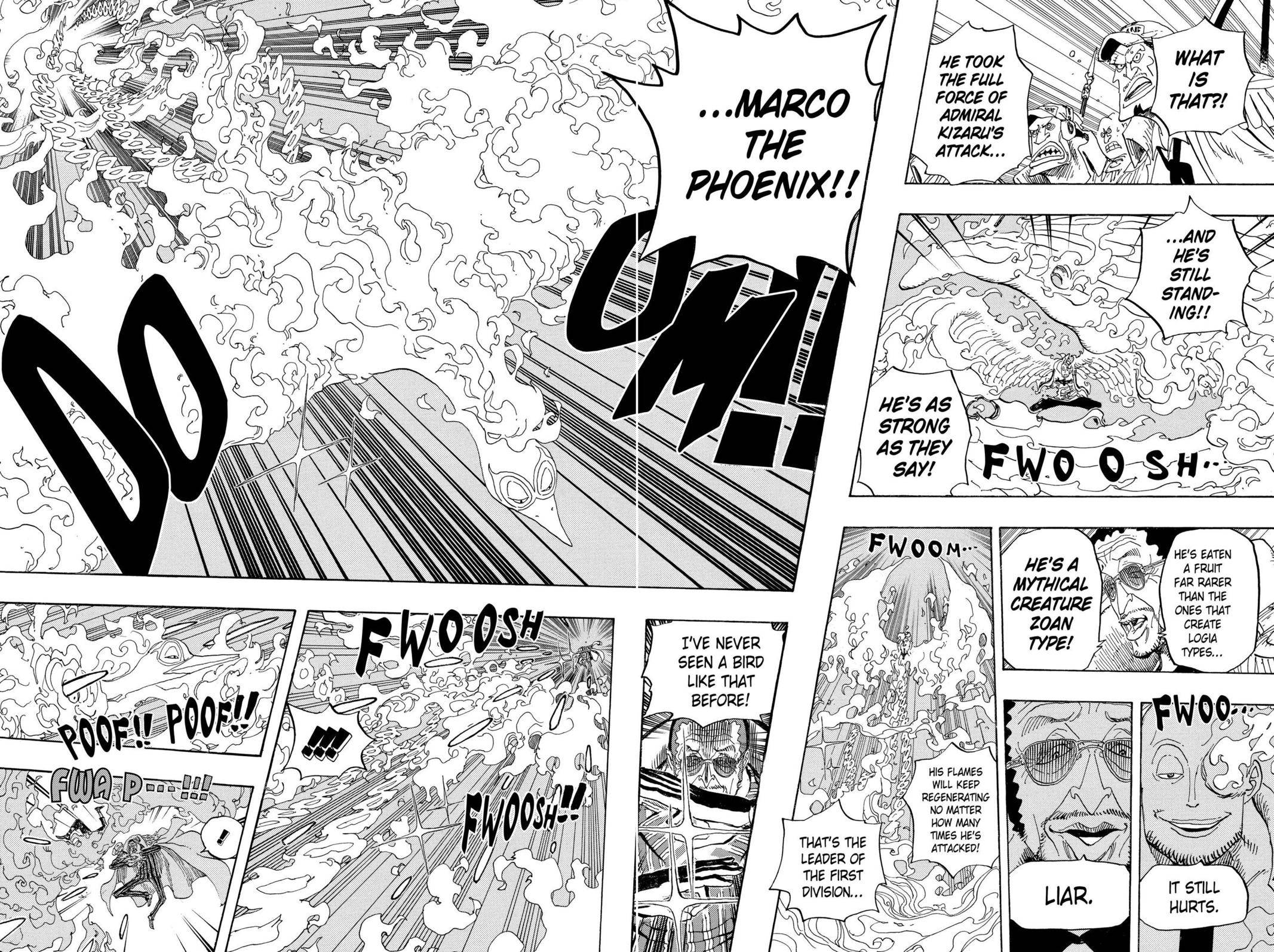One Piece Chapter 554 Page 2