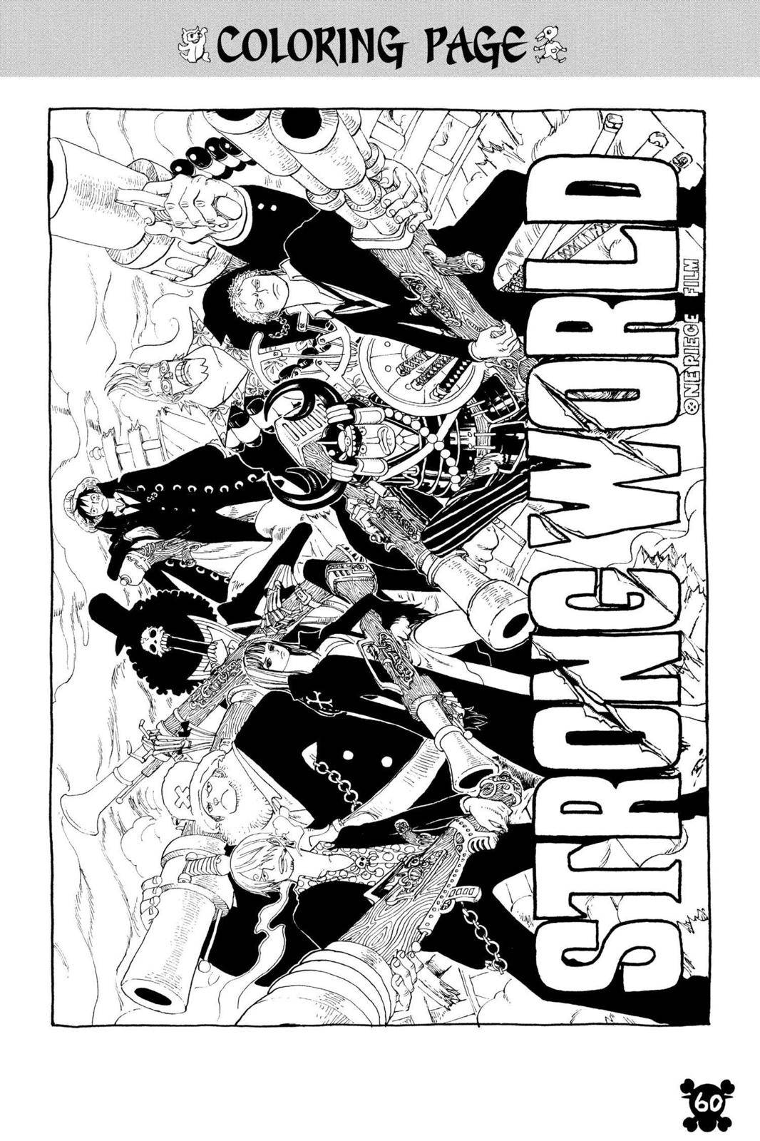 One Piece Chapter 554 Page 9