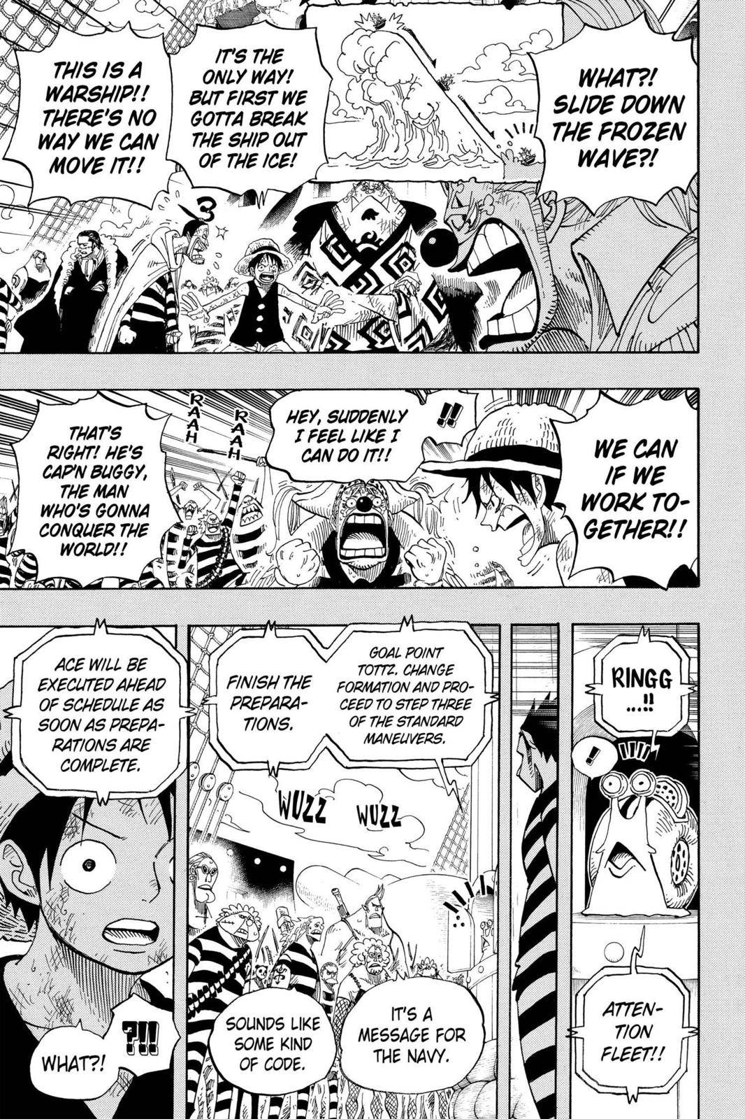 One Piece Chapter 557 Page 3