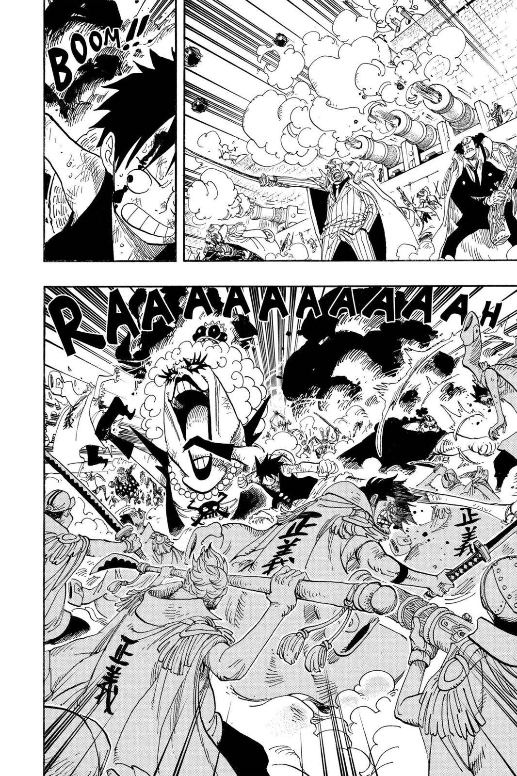 One Piece Chapter 559 Page 3