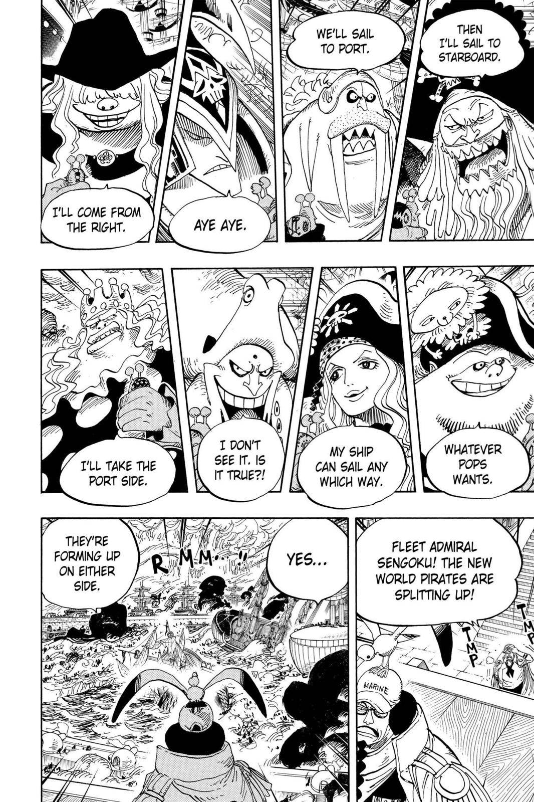 One Piece Chapter 559 Page 7