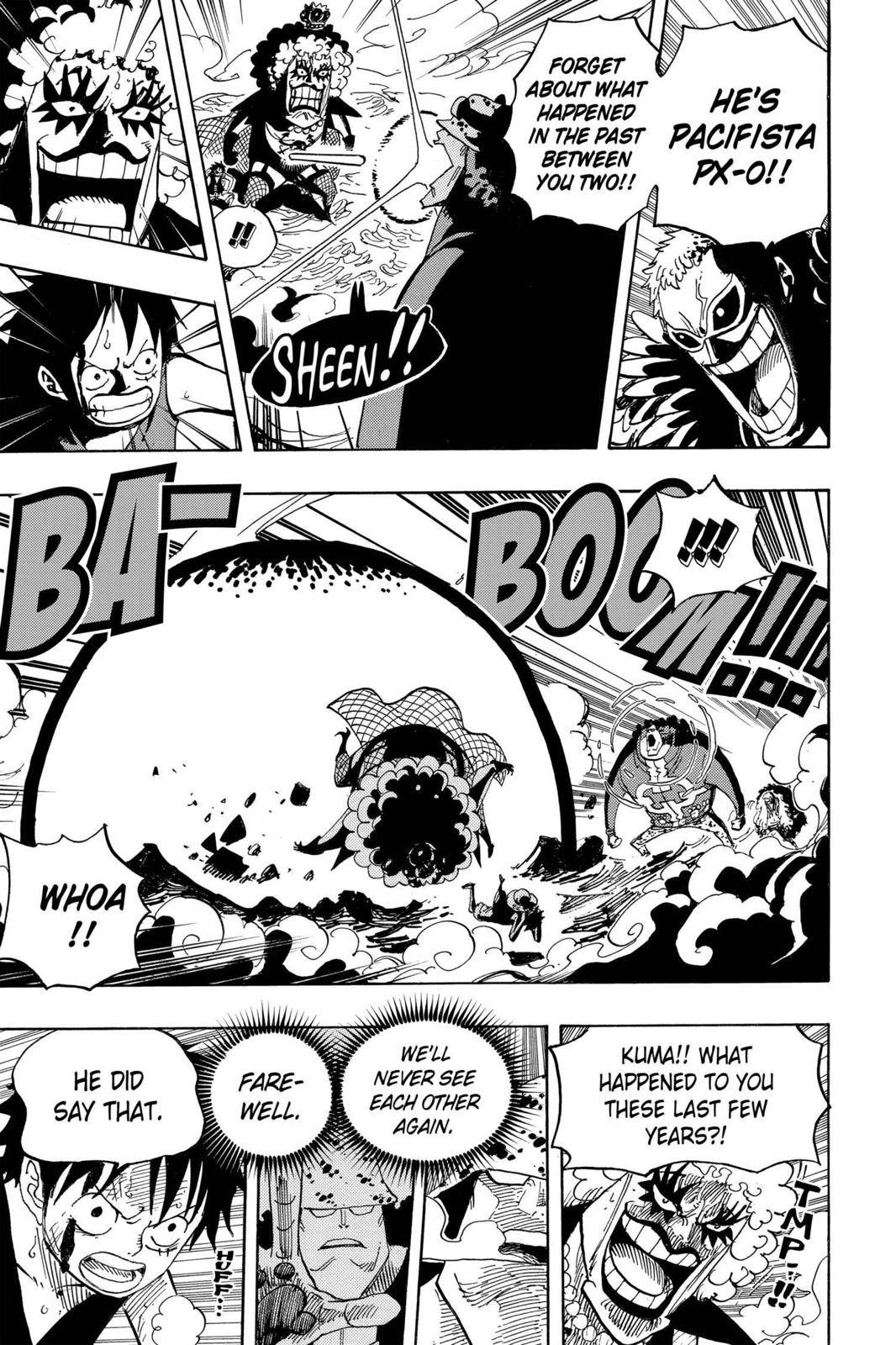 One Piece Chapter 560 Page 7