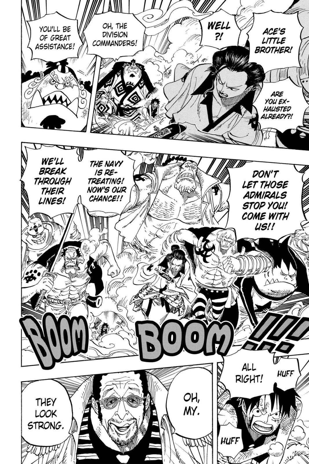 One Piece Chapter 562 Page 9