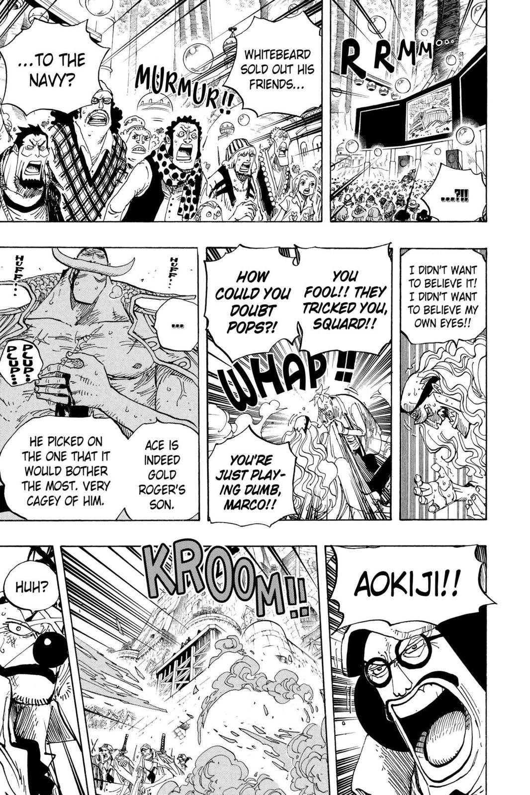 One Piece Chapter 563 Page 14