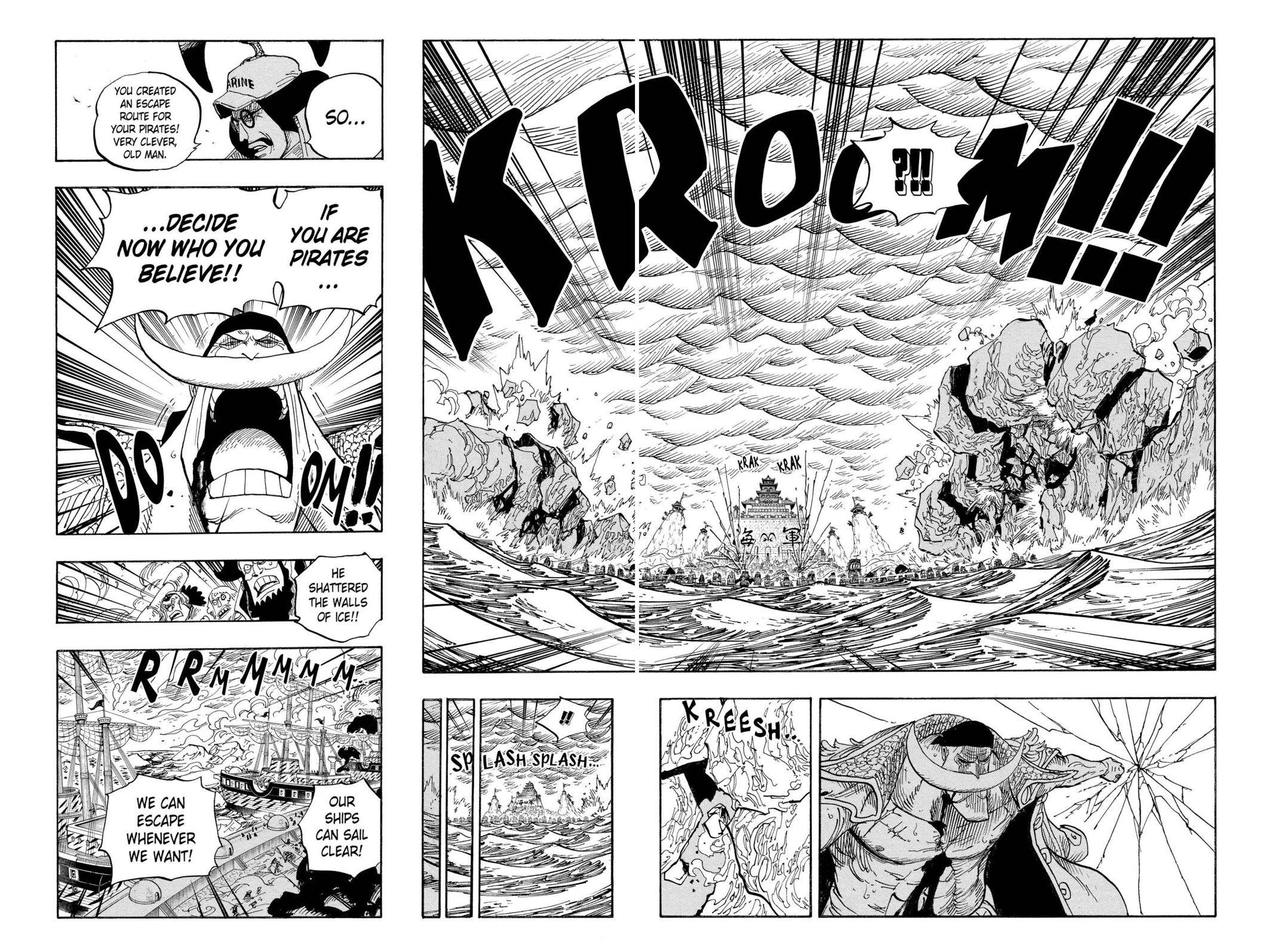 One Piece Chapter 563 Page 18