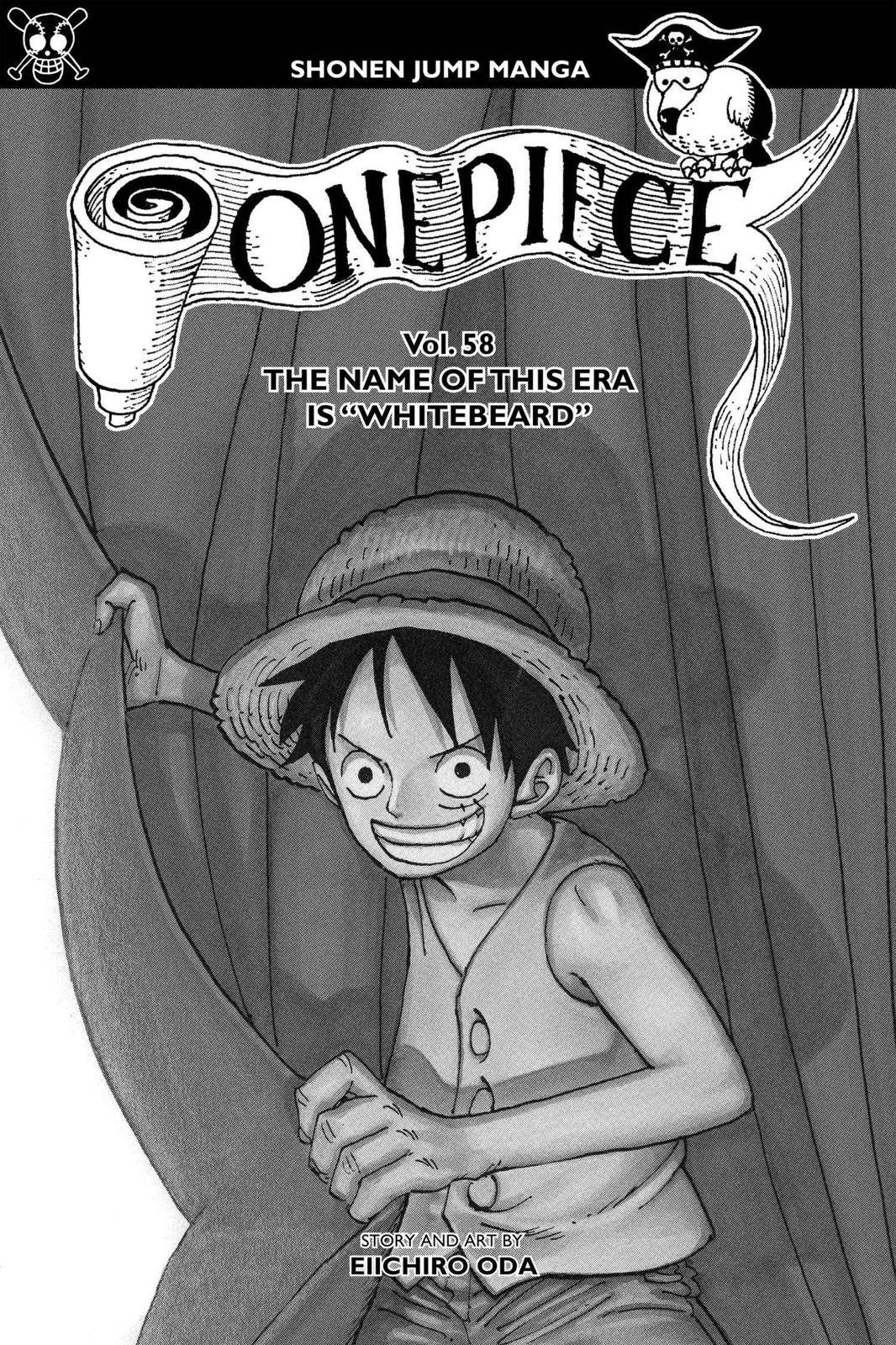 One Piece Chapter 563 Page 4