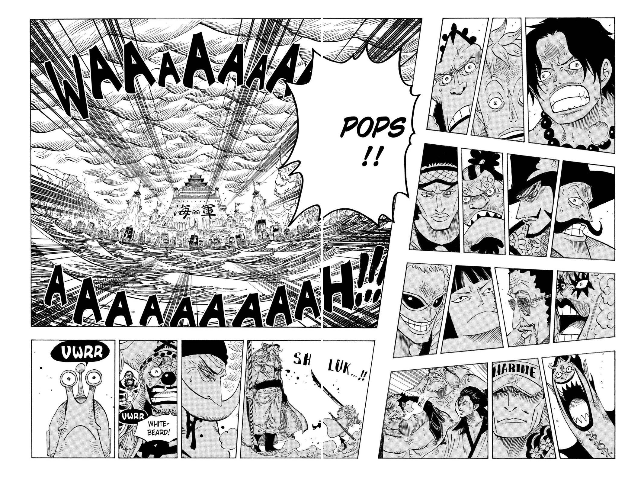 One Piece Chapter 563 Page 8