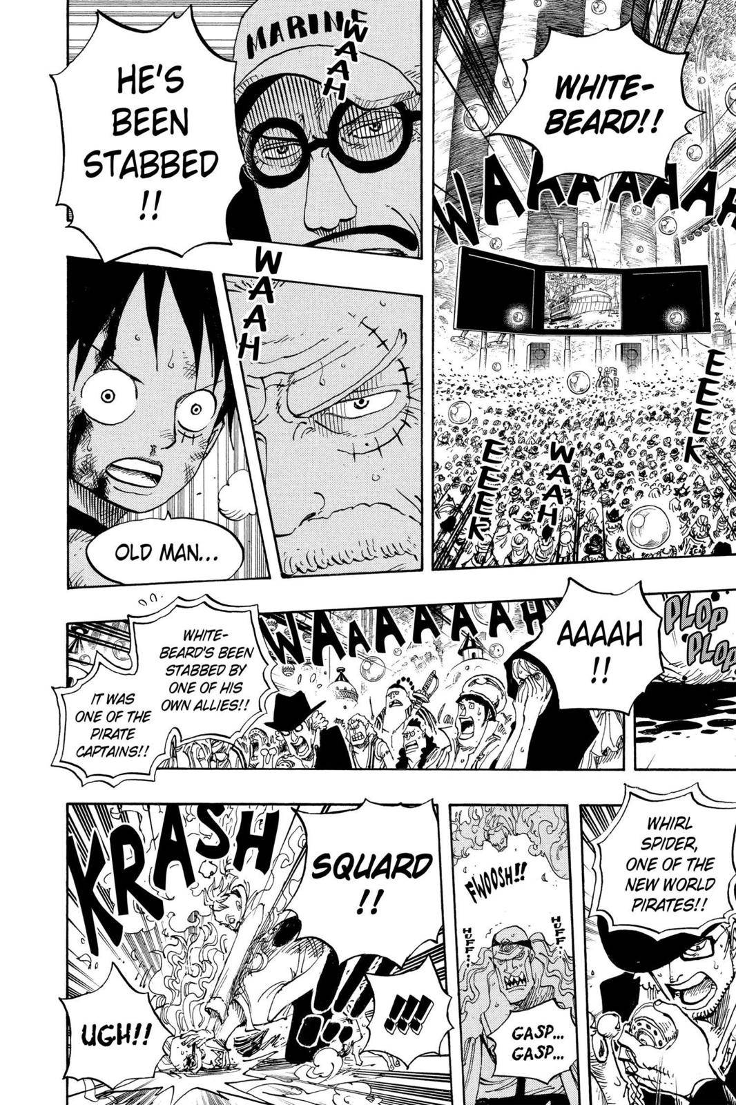One Piece Chapter 563 Page 9