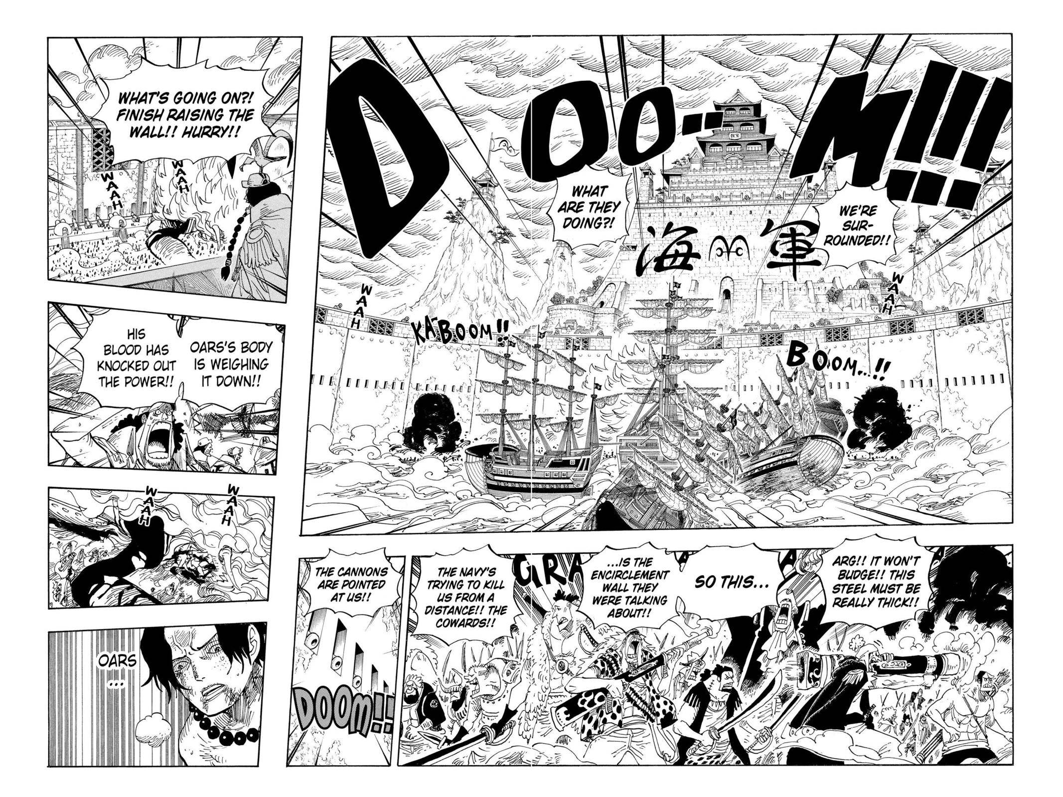 One Piece Chapter 564 Page 12