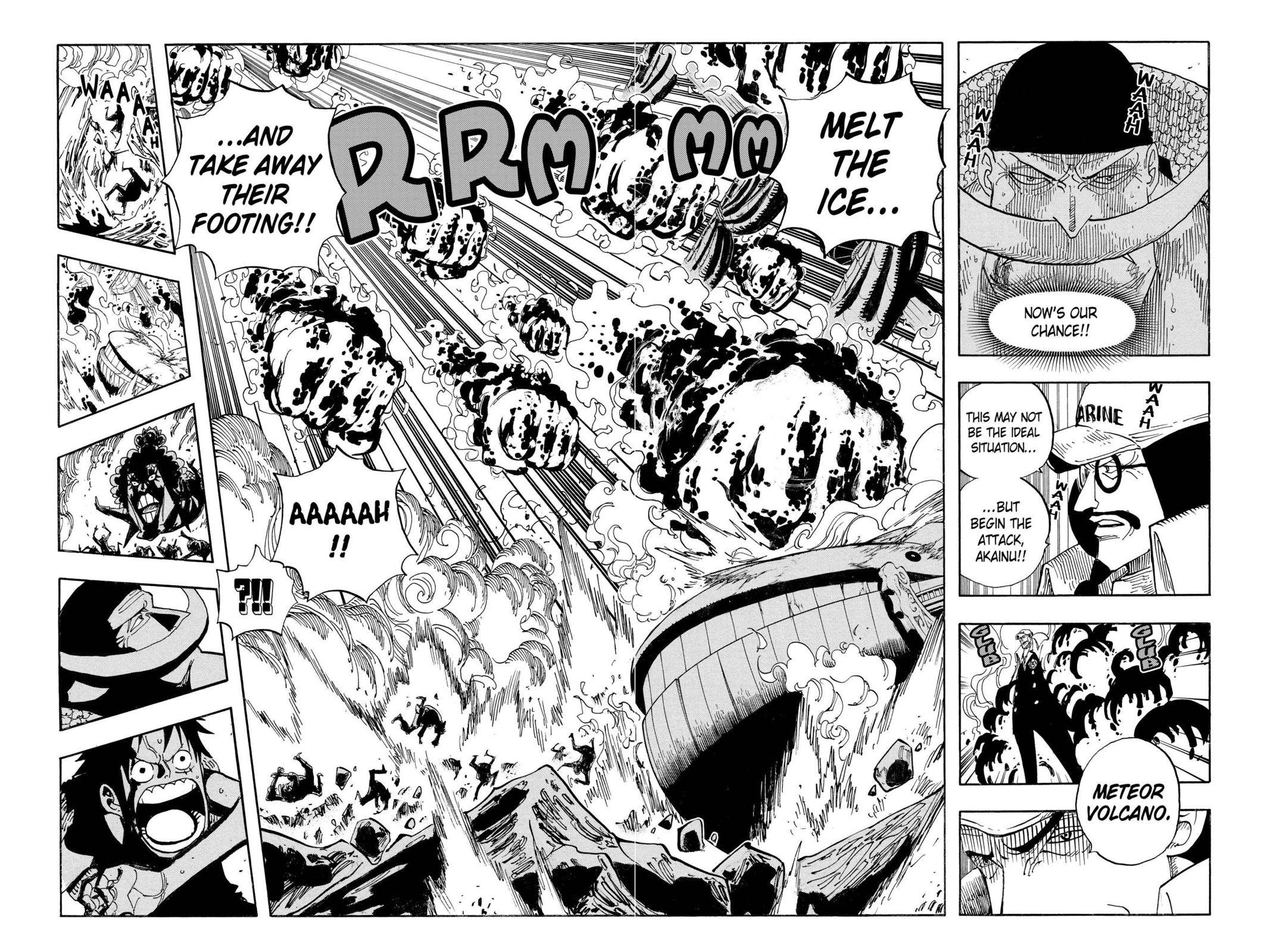 One Piece Chapter 564 Page 13