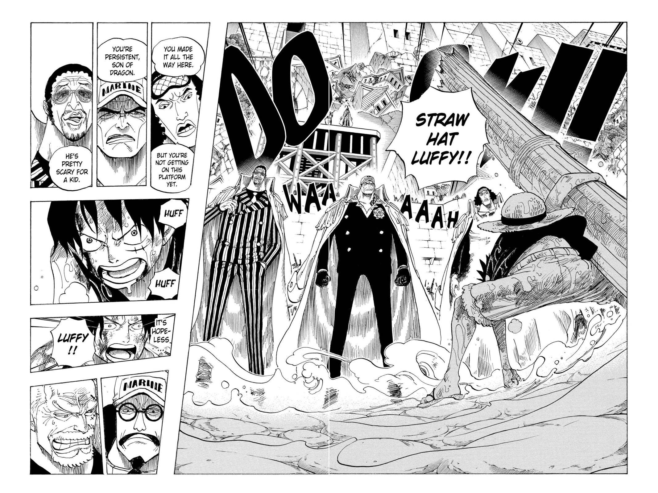 One Piece Chapter 565 Page 13