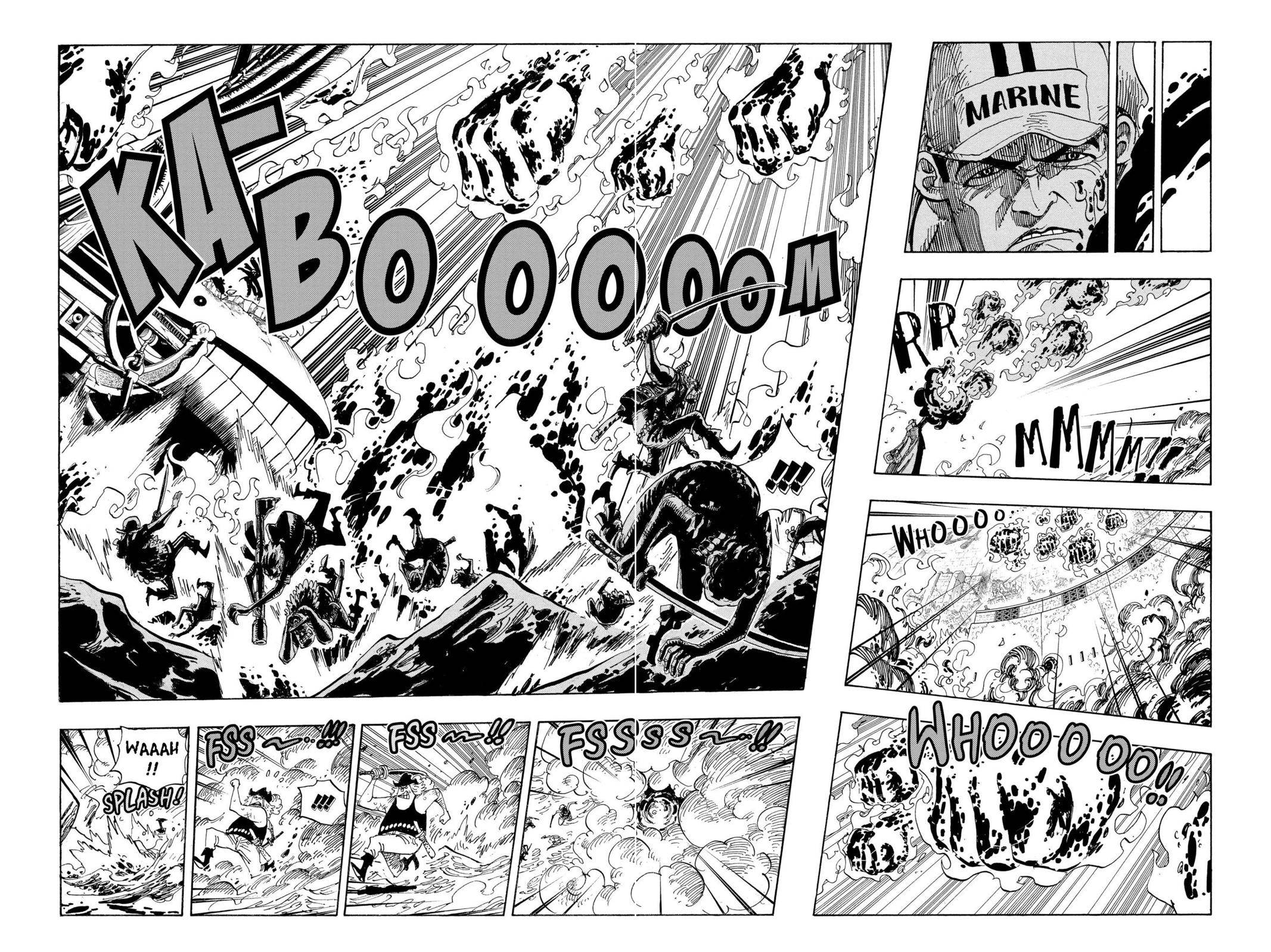 One Piece Chapter 565 Page 4