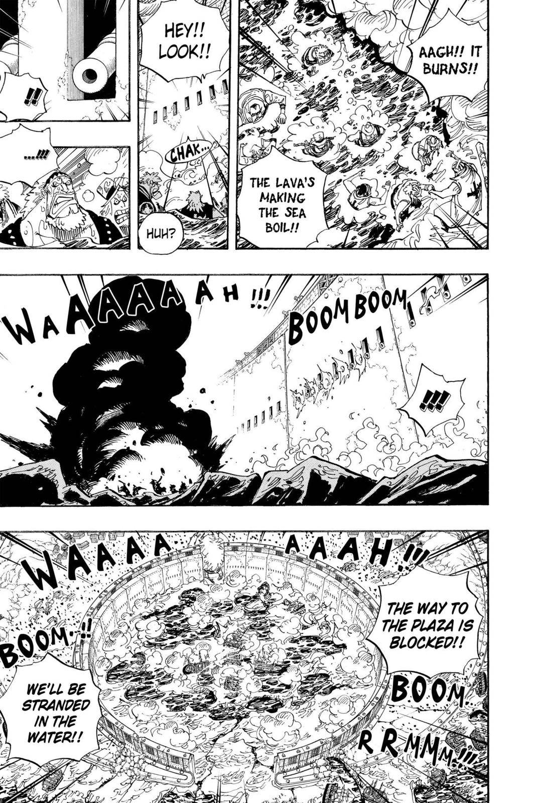 One Piece Chapter 565 Page 6