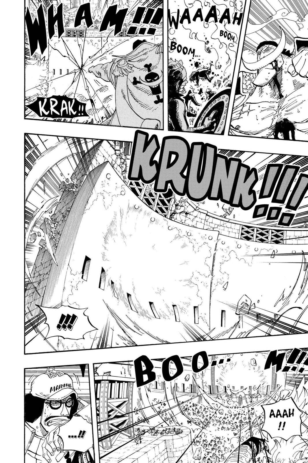 One Piece Chapter 565 Page 7