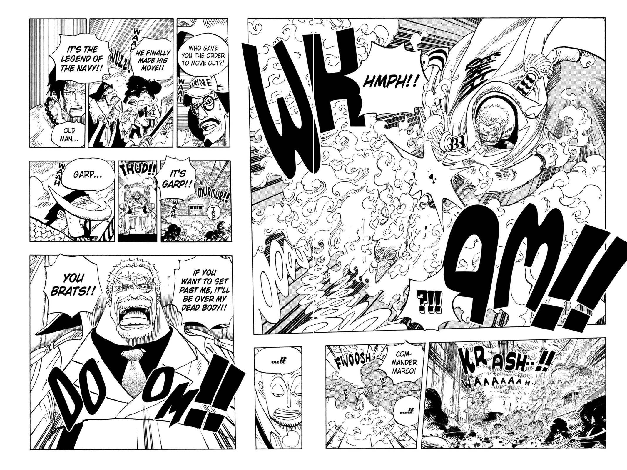 One Piece Chapter 567 Page 17