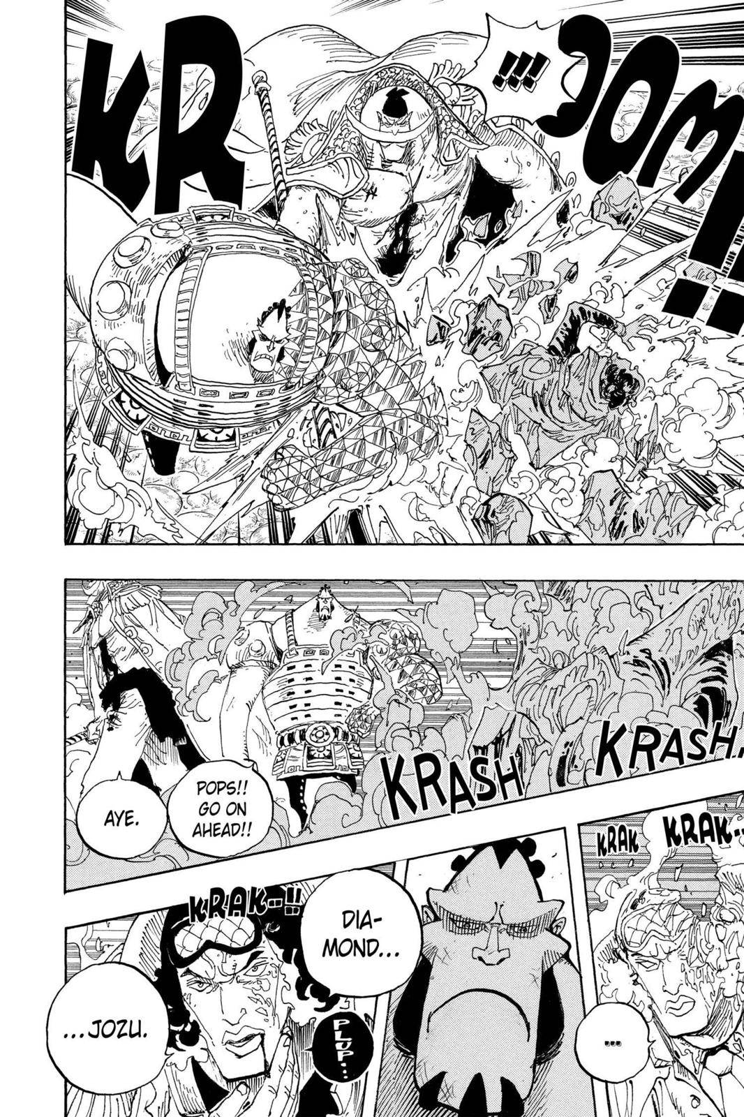 One Piece Chapter 567 Page 6