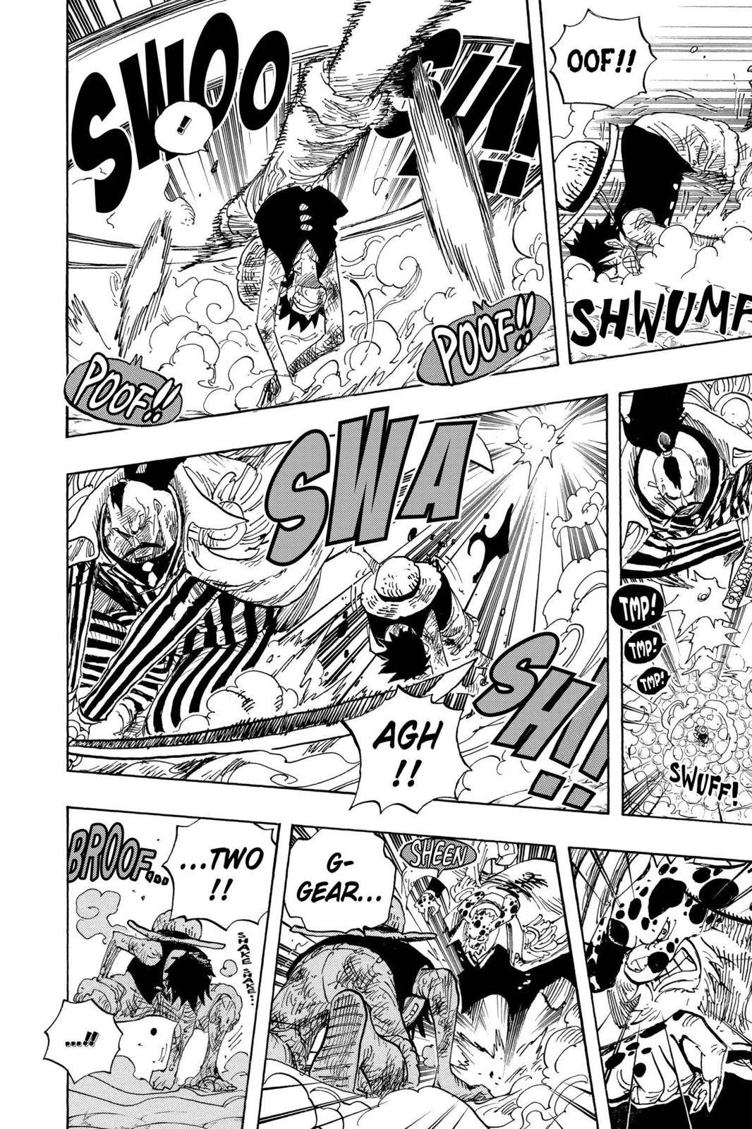 One Piece Chapter 567 Page 8