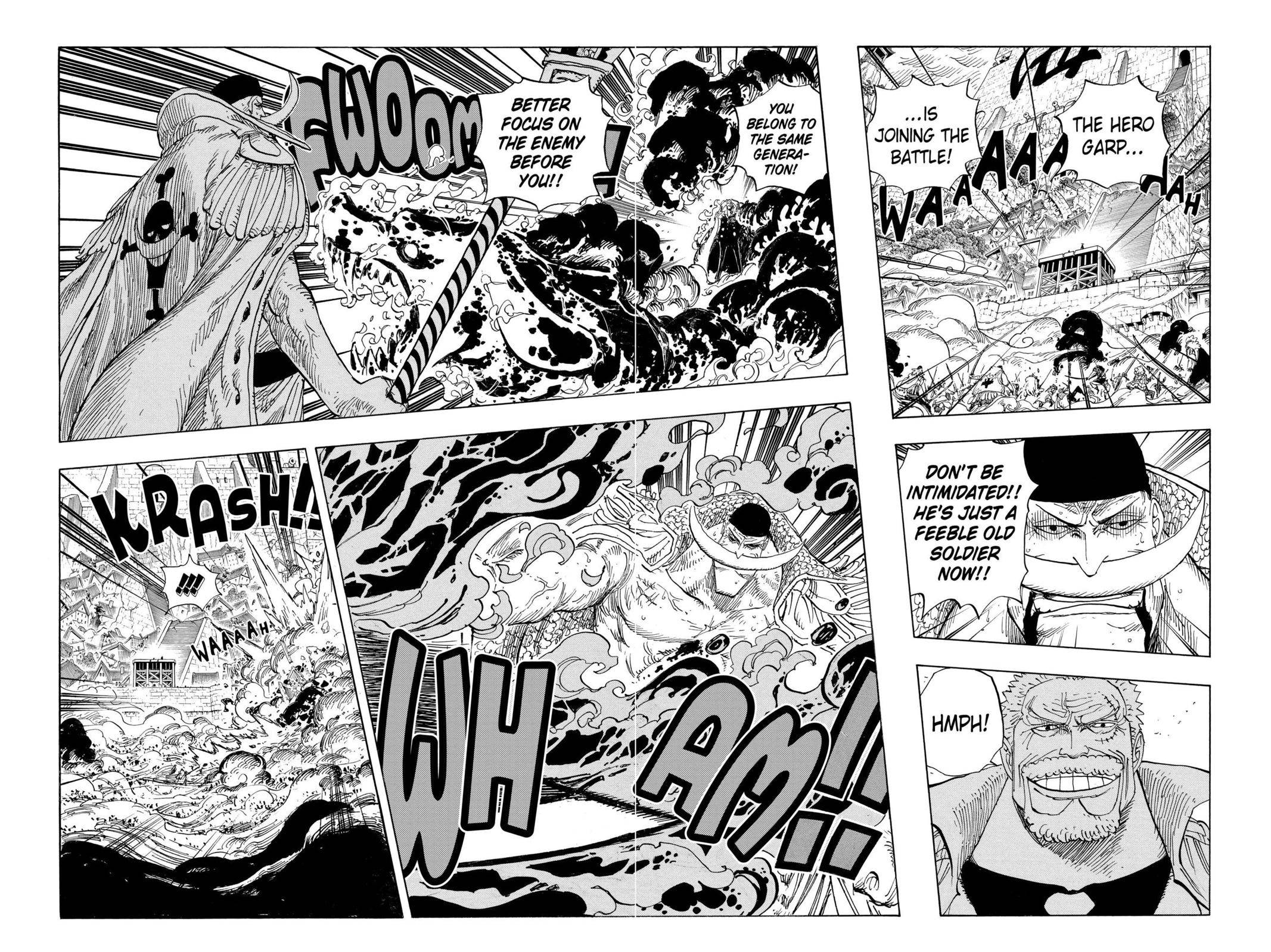 One Piece Chapter 568 Page 2