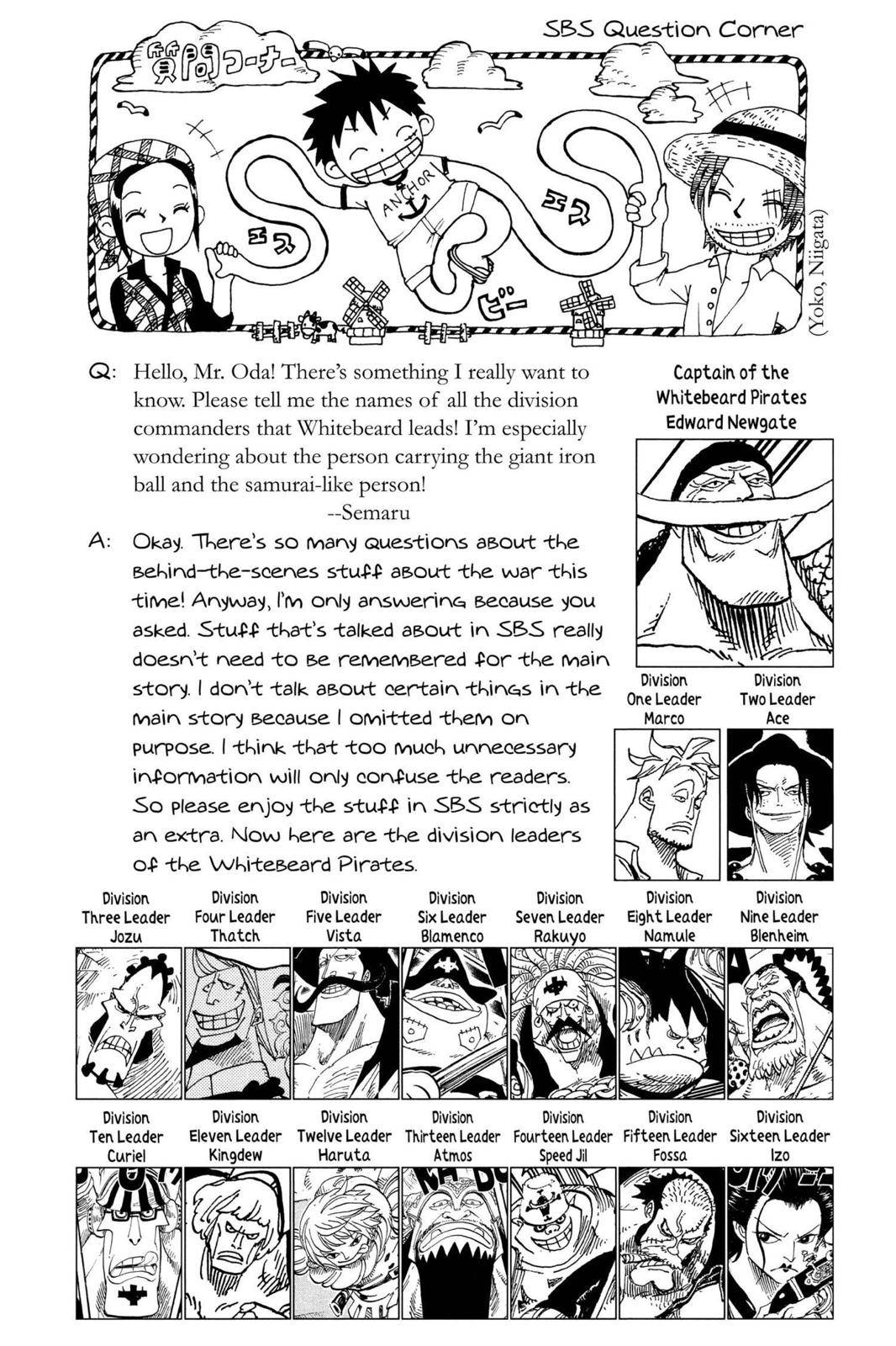One Piece Chapter 569 Page 11