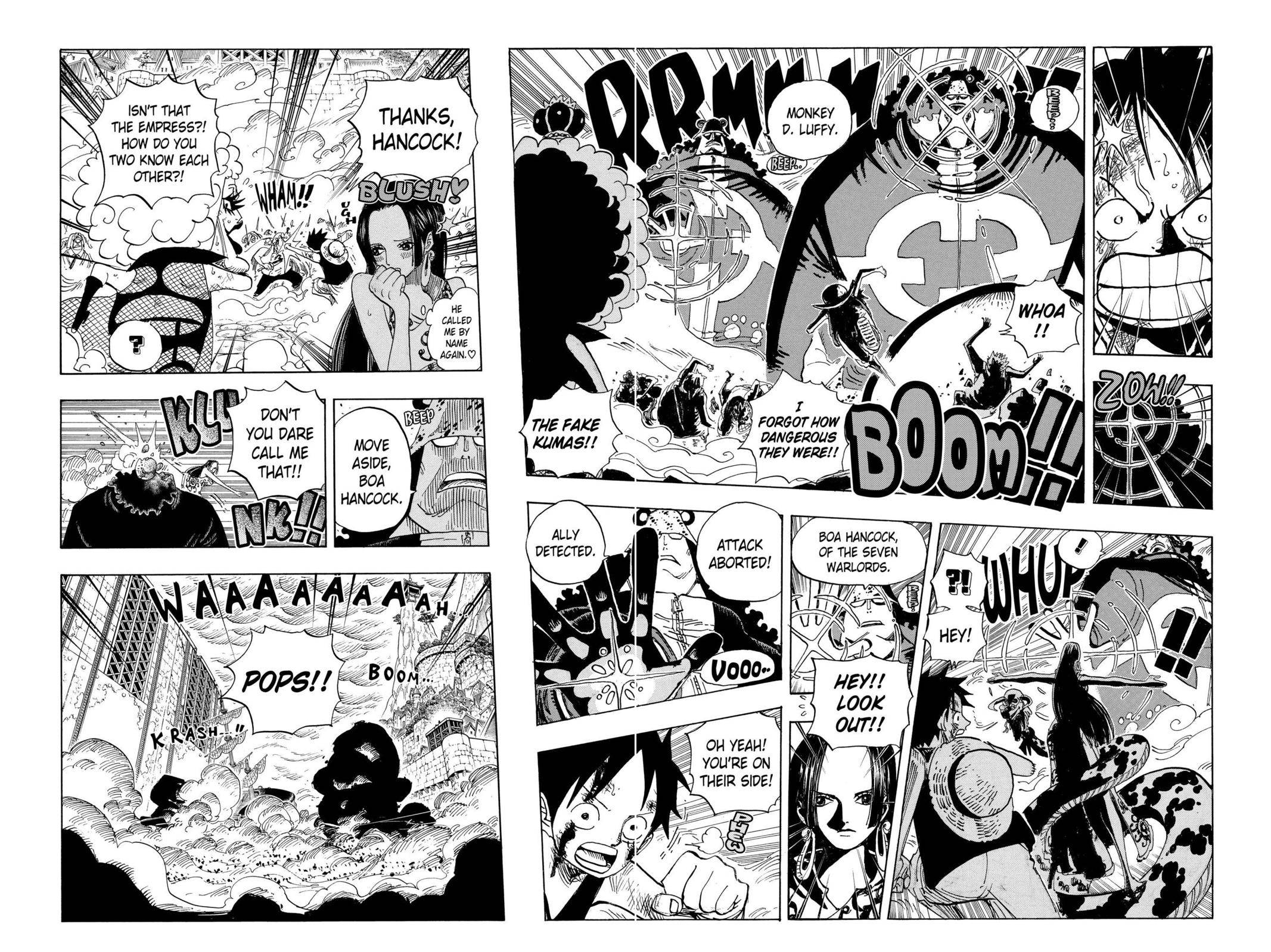 One Piece Chapter 569 Page 4
