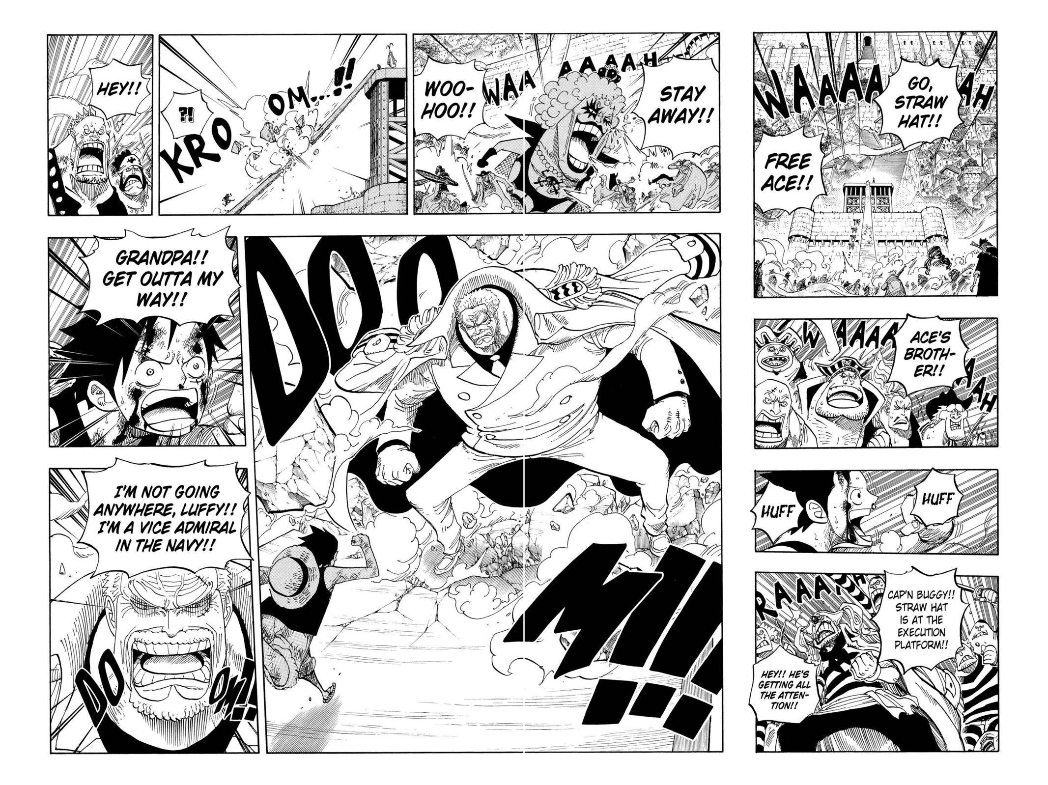 One Piece Chapter 570 Page 13