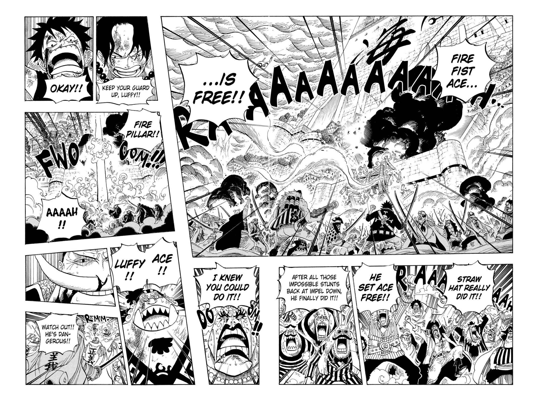 One Piece Chapter 572 Page 2