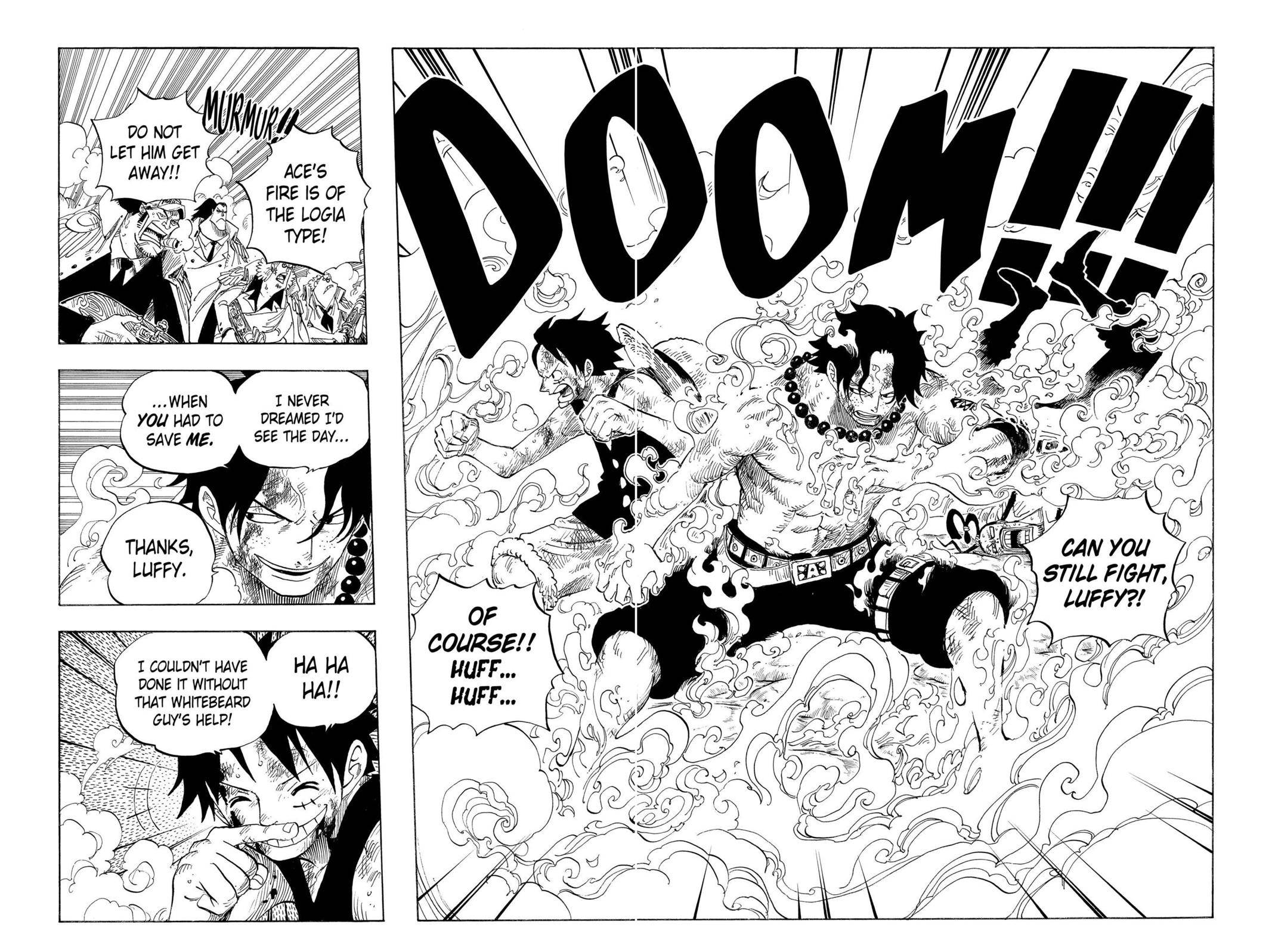 One Piece Chapter 572 Page 3