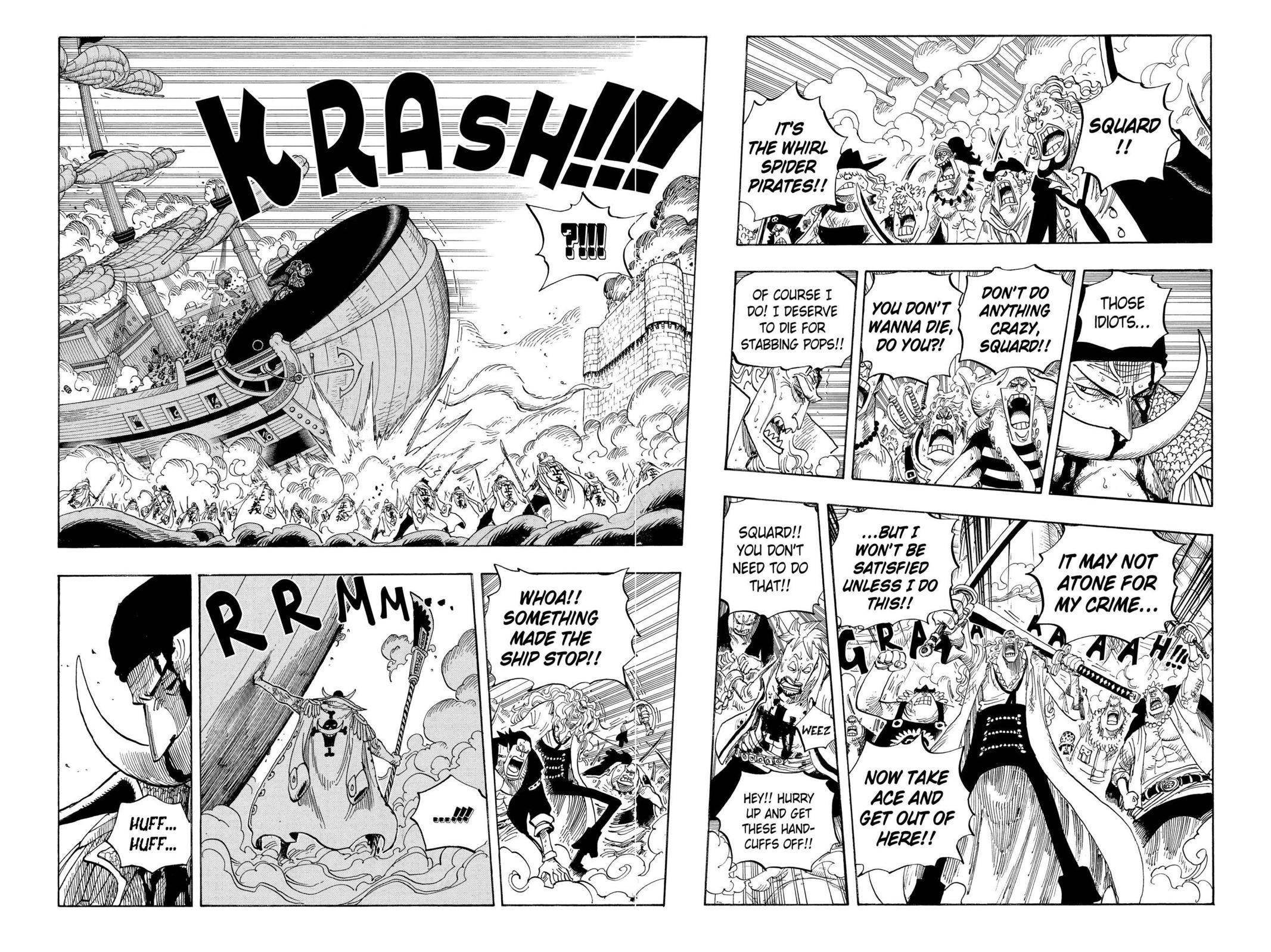 One Piece Chapter 572 Page 9
