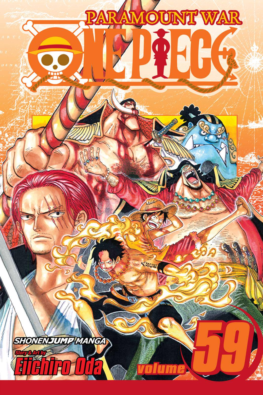 One Piece Chapter 574 Page 1