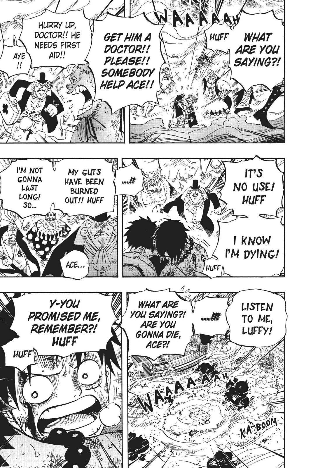One Piece Chapter 574 Page 15